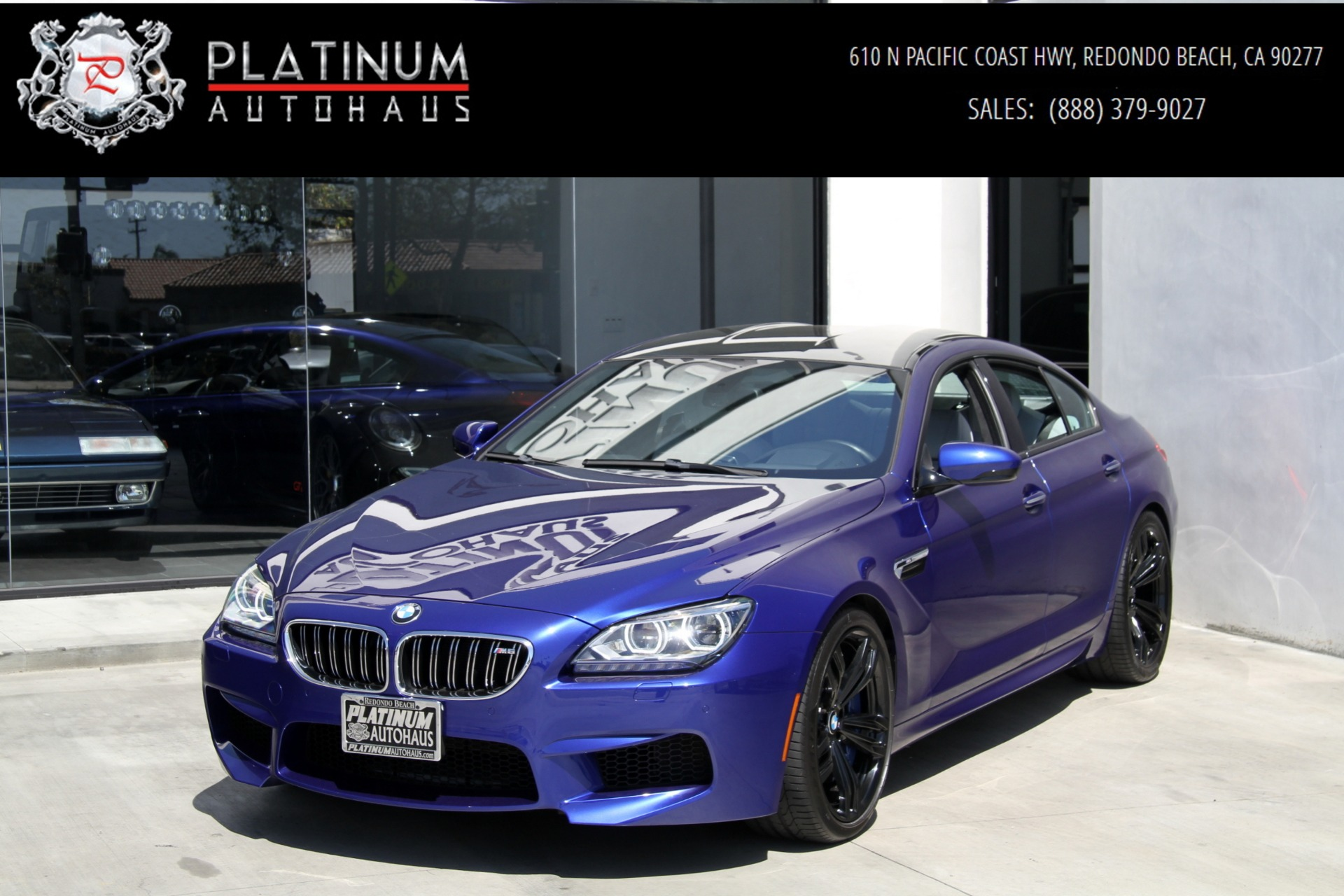 Bmw Dealer Near Me >> 2014 BMW M6 Gran Coupe ** Competition Pkg ** Stock # 6076 for sale near Redondo Beach, CA | CA ...
