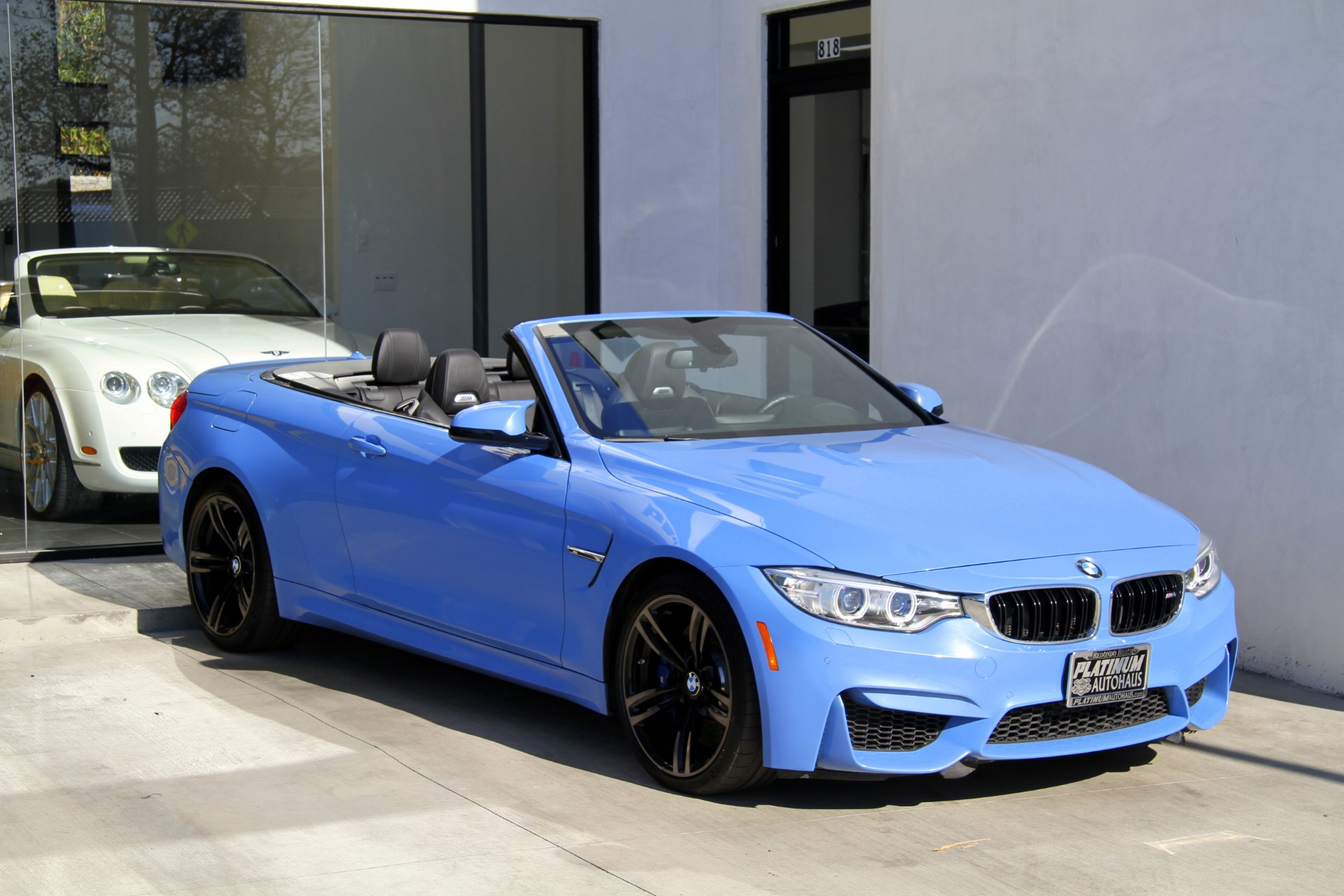 2015 Bmw M4 Executive Package Stock 6078 For Sale