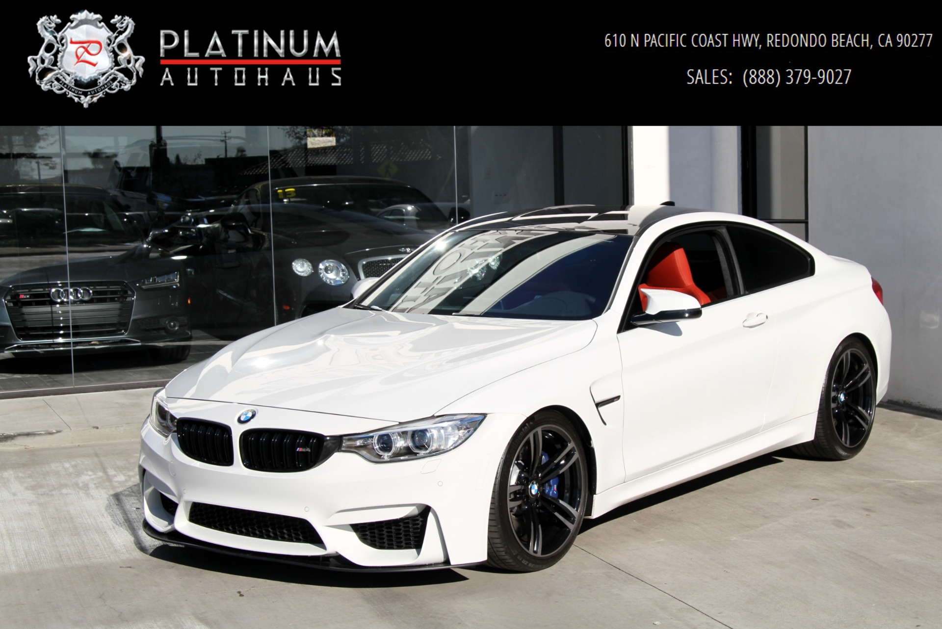 Free Vehicle History Report By Vin >> 2016 BMW M4 ** Executive Pkg ** Stock # 6079 for sale near ...