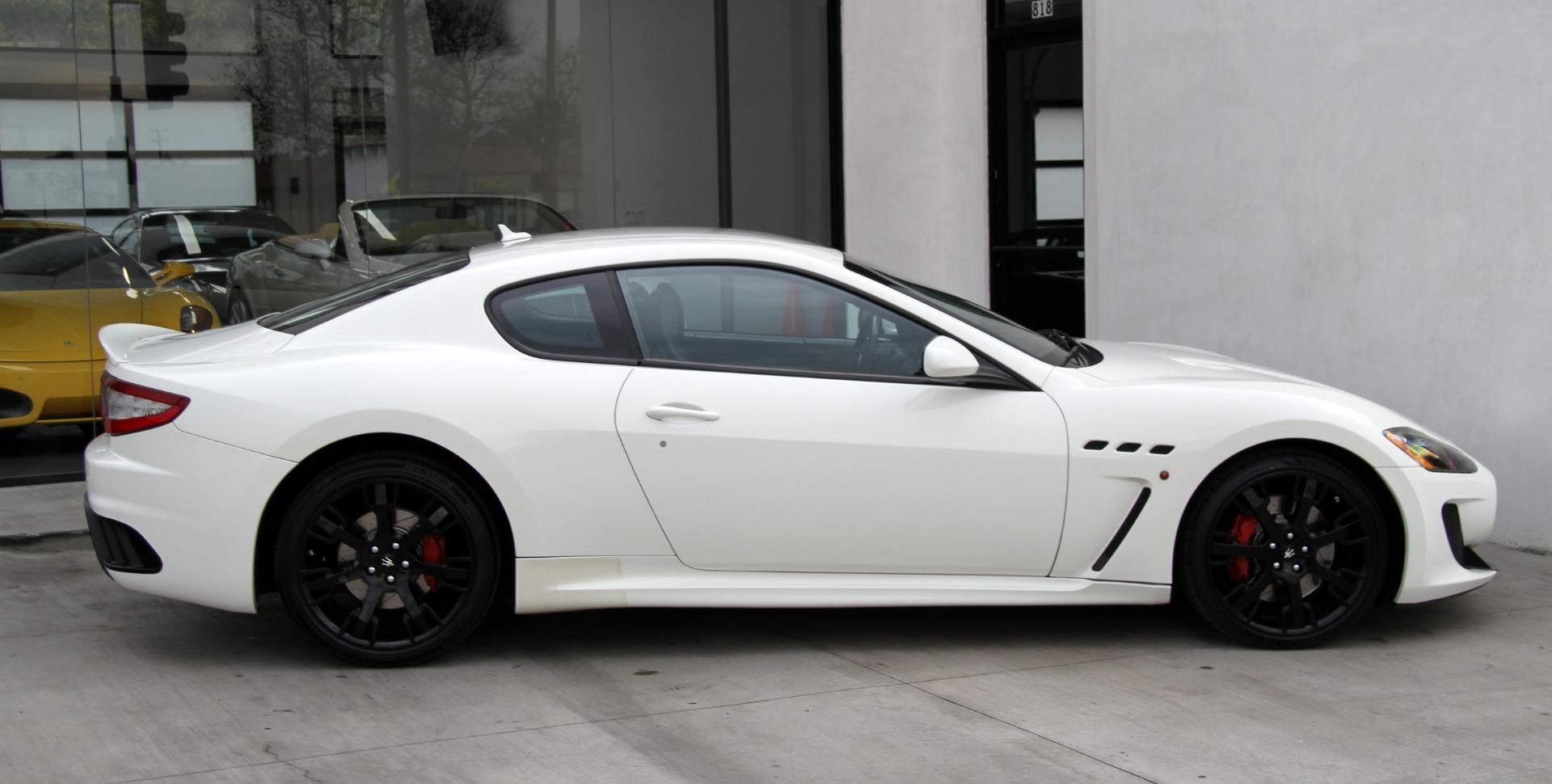 2013 Maserati Granturismo Mc Stradale Stock 6010a For