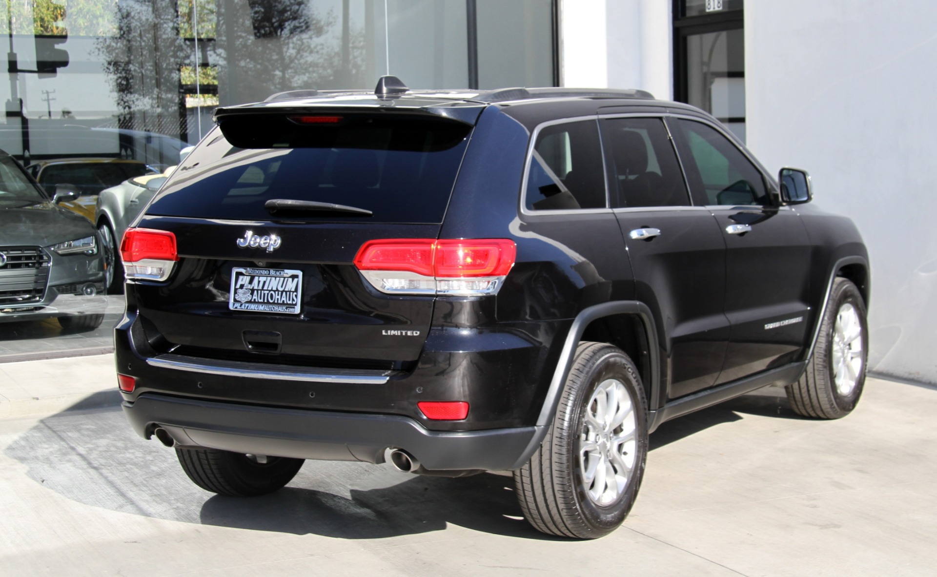 2014 jeep grand cherokee limited stock 6010b for sale near redondo beach ca ca jeep dealer. Black Bedroom Furniture Sets. Home Design Ideas