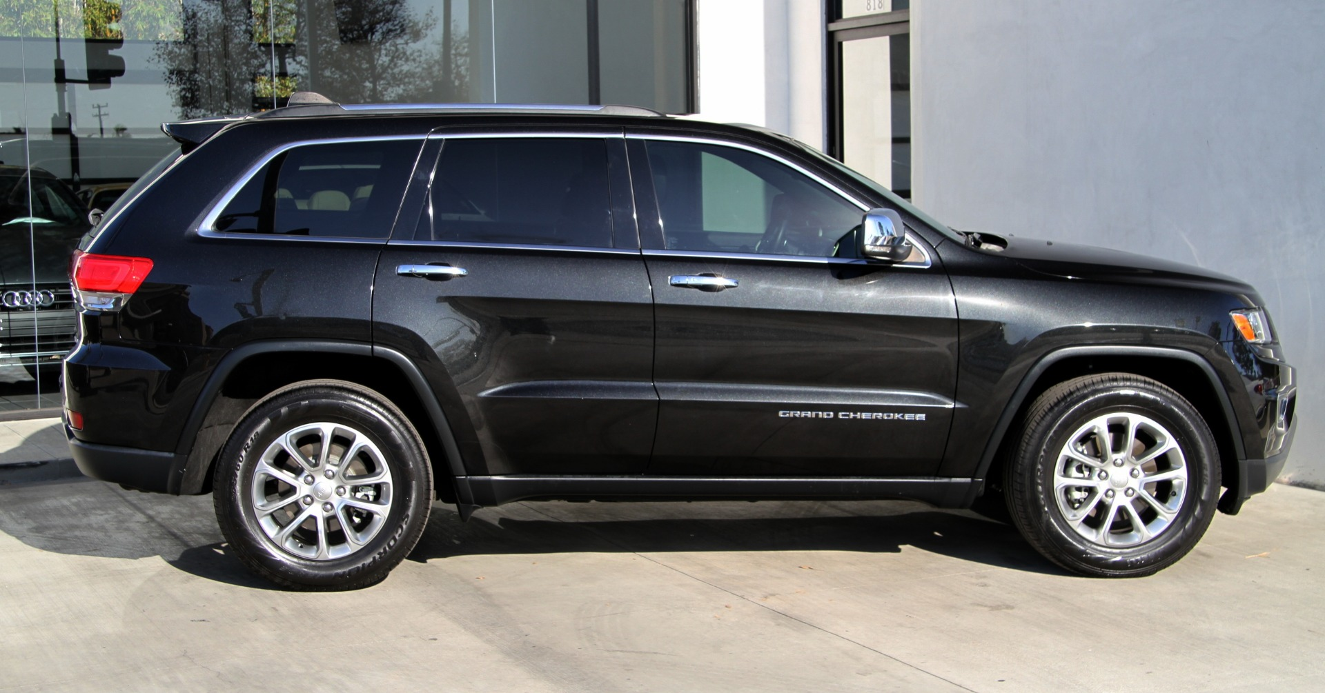 Jeep Dealer Near Me >> 2014 Jeep Grand Cherokee Limited Stock # 6010B for sale ...