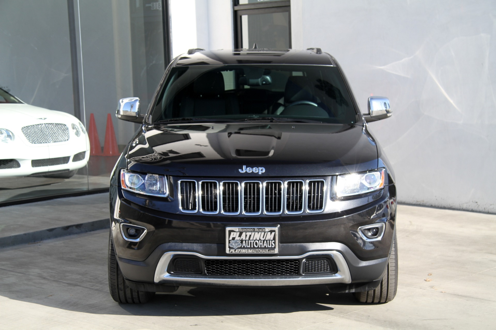 Jeep Grand Cherokee Used >> 2014 Jeep Grand Cherokee Limited Stock # 6010B for sale ...