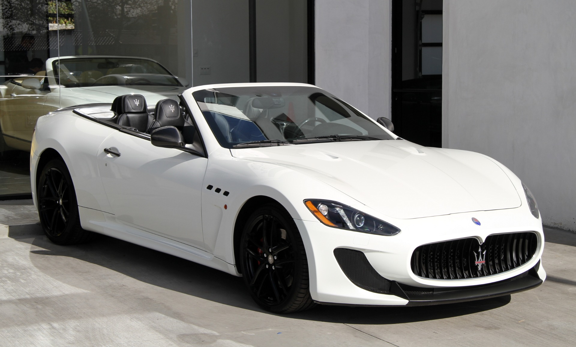 2013 maserati granturismo mc stradale stock 6083 for sale near redondo beach ca ca maserati. Black Bedroom Furniture Sets. Home Design Ideas