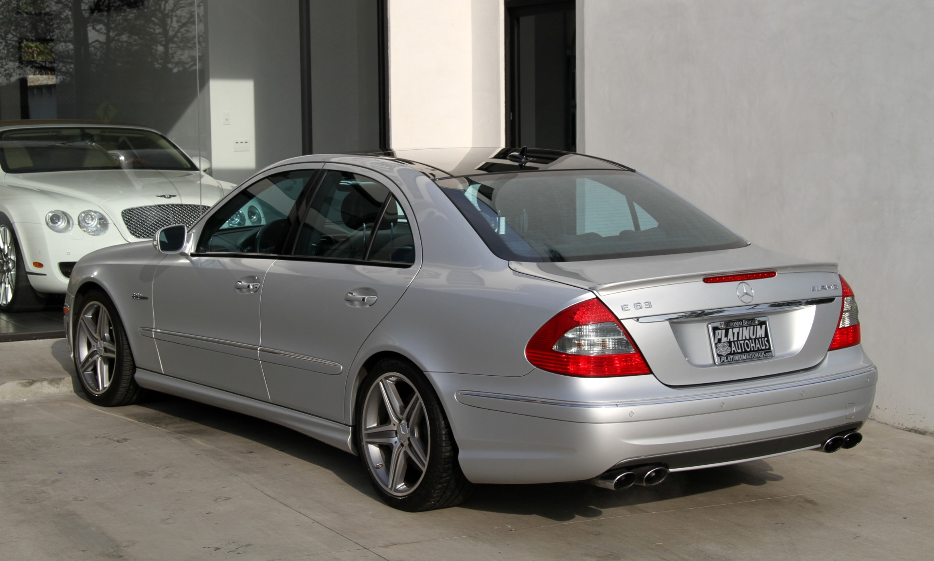 2009 mercedes benz e 63 amg 1 owner stock 6015a for Used mercedes benz for sale near me