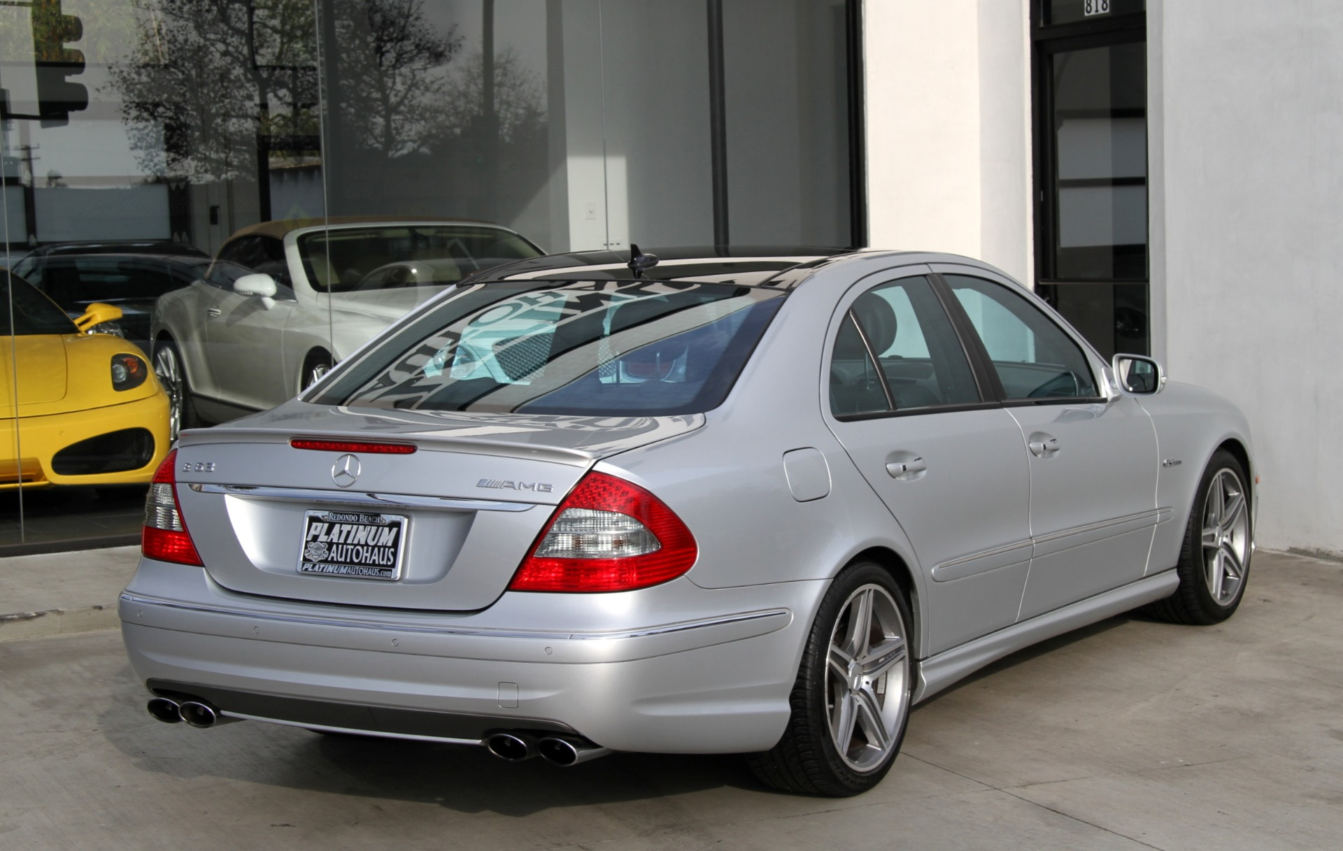 Mercedes Dealership Near Me >> 2009 Mercedes-Benz E 63 AMG E 63 AMG Stock # 6300 for sale ...