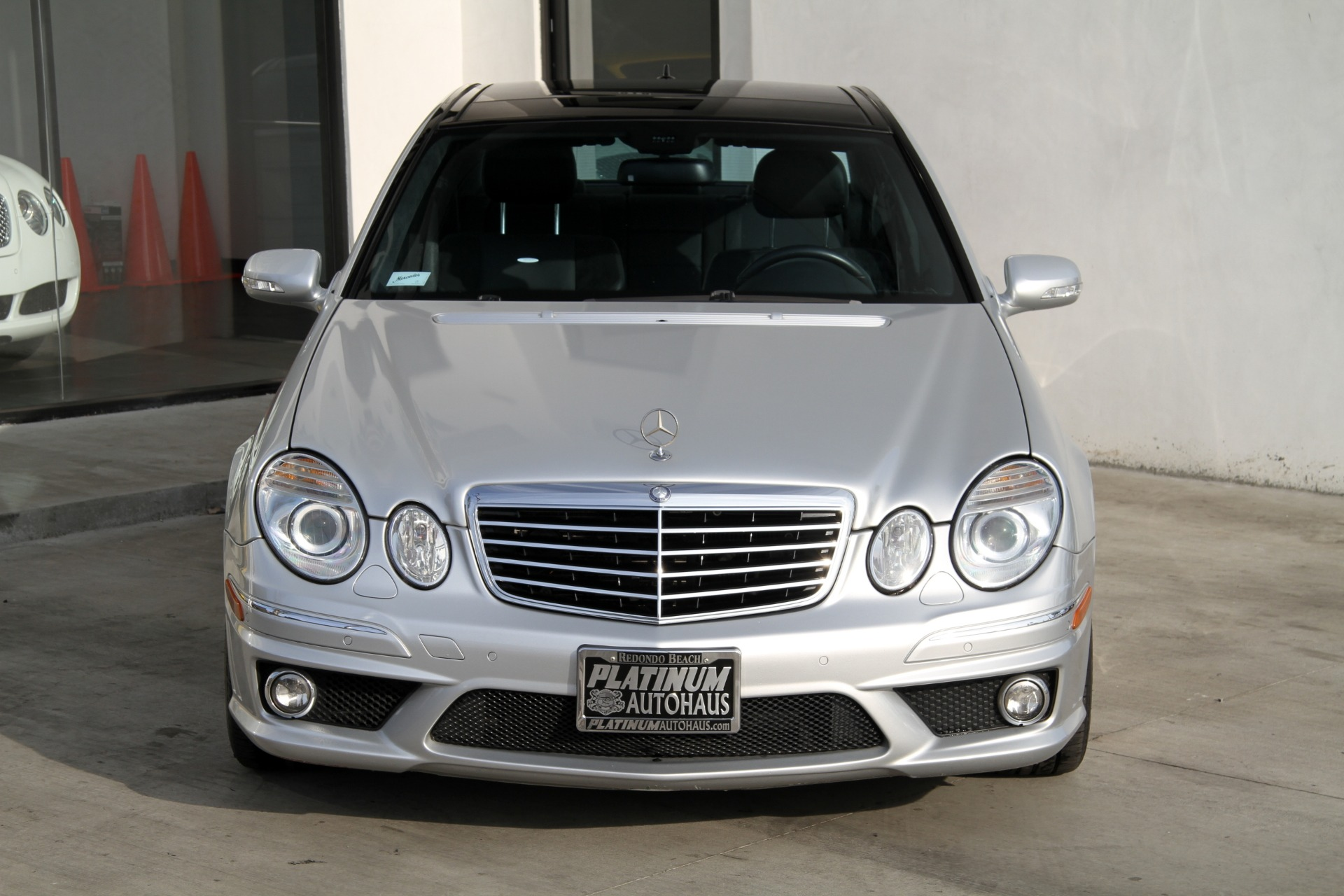 2009 mercedes benz e 63 amg 1 owner stock 6015a for Mercedes benz dealership nearby