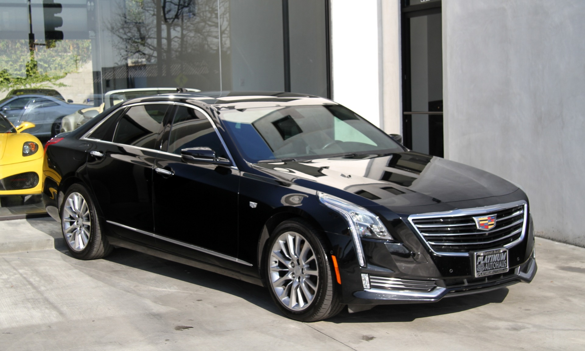 2016 Cadillac Ct6 3 6l Luxury Stock 6080a For Sale Near