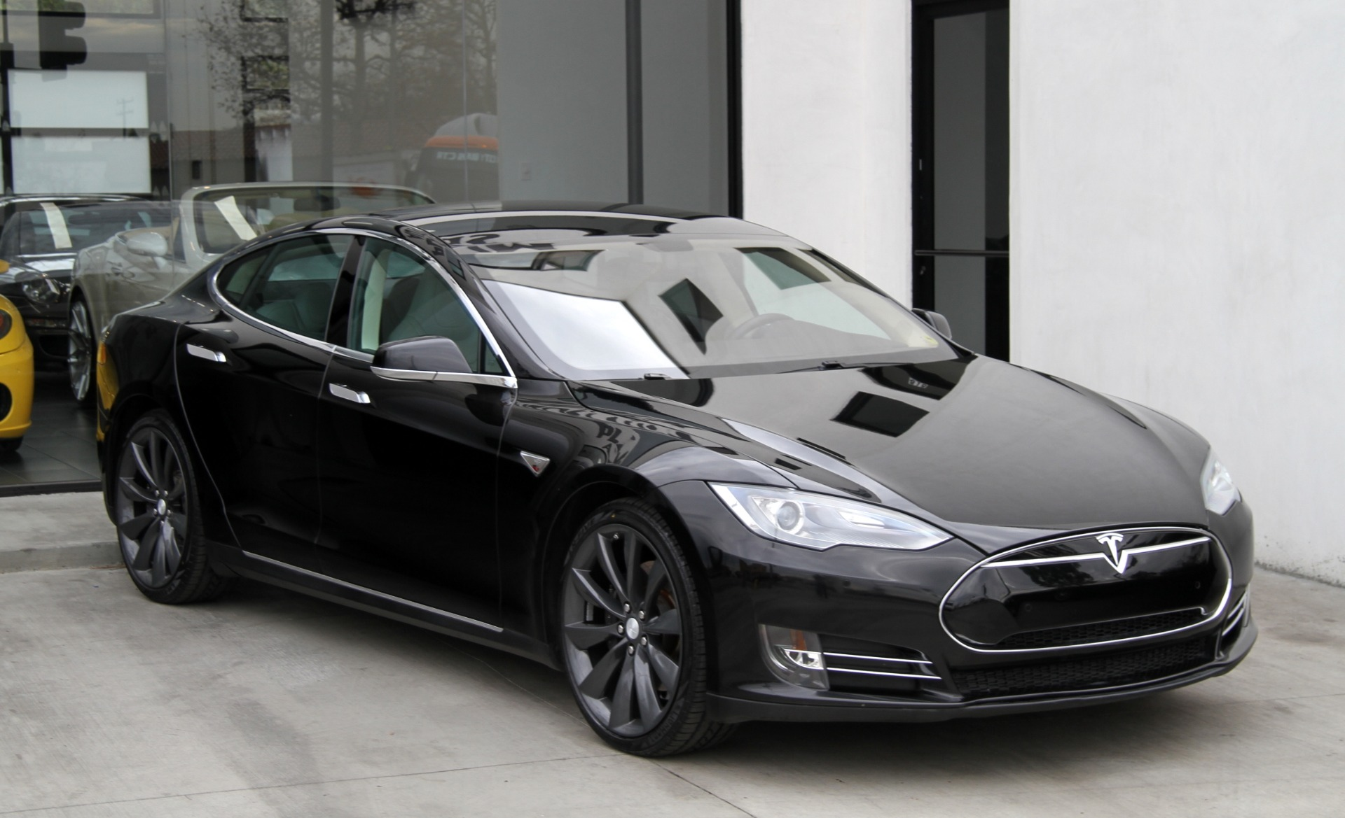 2013 tesla model s 85 stock 6085 for sale near redondo beach ca ca tesla dealer. Black Bedroom Furniture Sets. Home Design Ideas