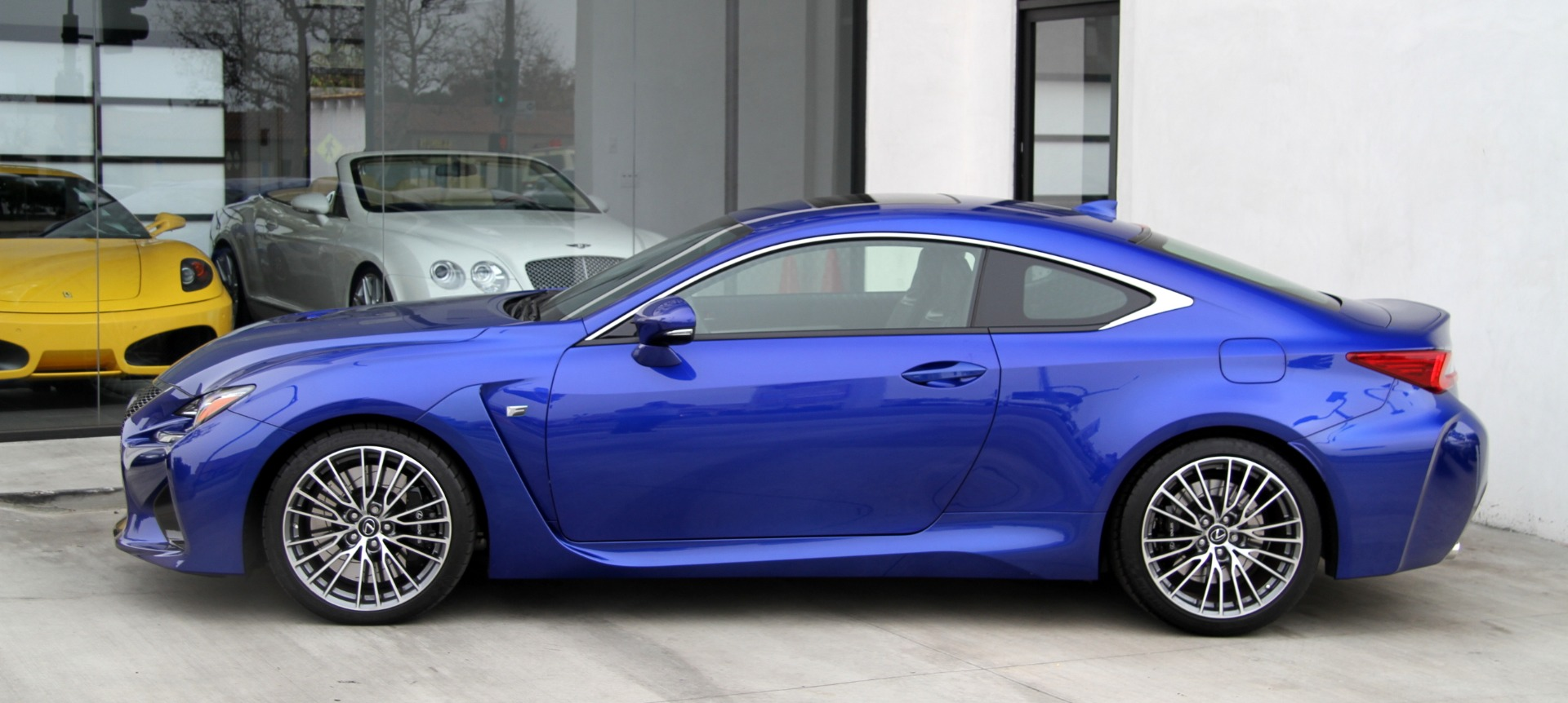 2015 lexus rc f only 1 100 miles stock 000711 for sale near redondo beach ca ca. Black Bedroom Furniture Sets. Home Design Ideas