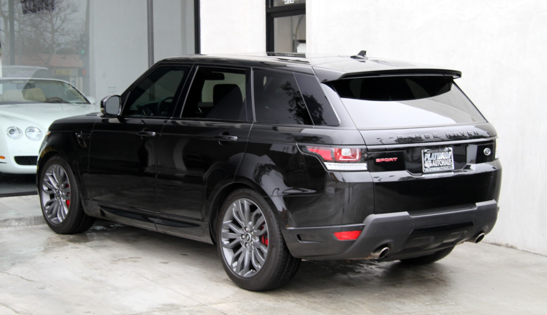 2016 Land Rover Range Rover Sport Hst Limited Edition Pkg Stock 6088 For Sale Near