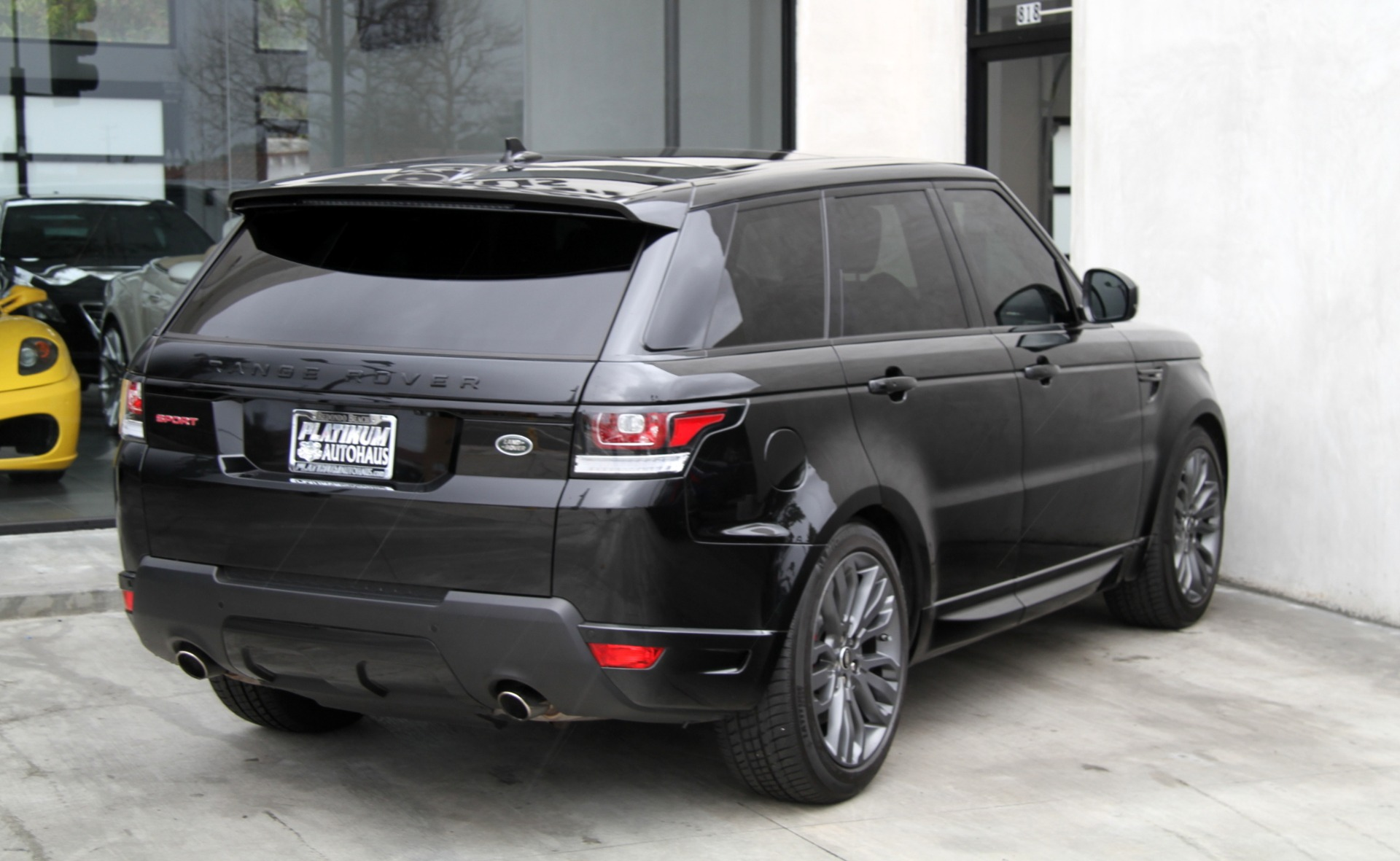 Land Rover For Sale Near Me >> 2016 Land Rover Range Rover Sport ** HST LIMITED EDITION ...