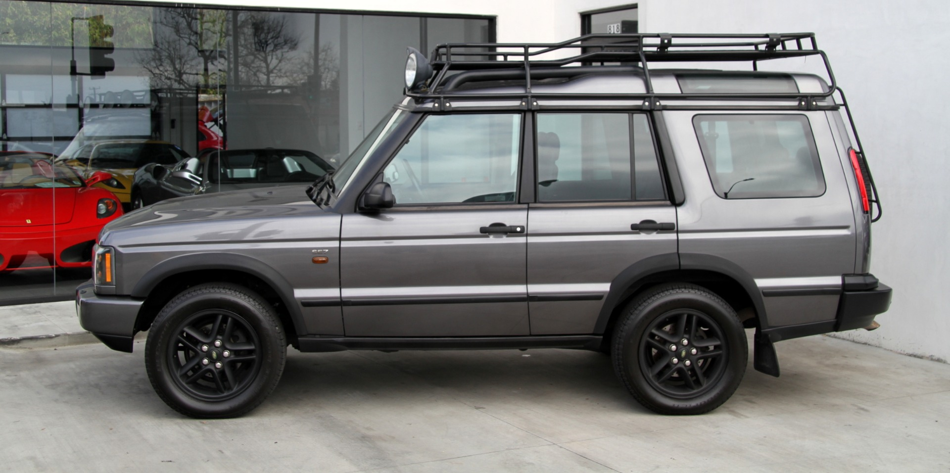 Free Air For My Tires Near Me >> 2004 Land Rover Discovery II SE7 Stock # 856998 for sale near Redondo Beach, CA | CA Land Rover ...