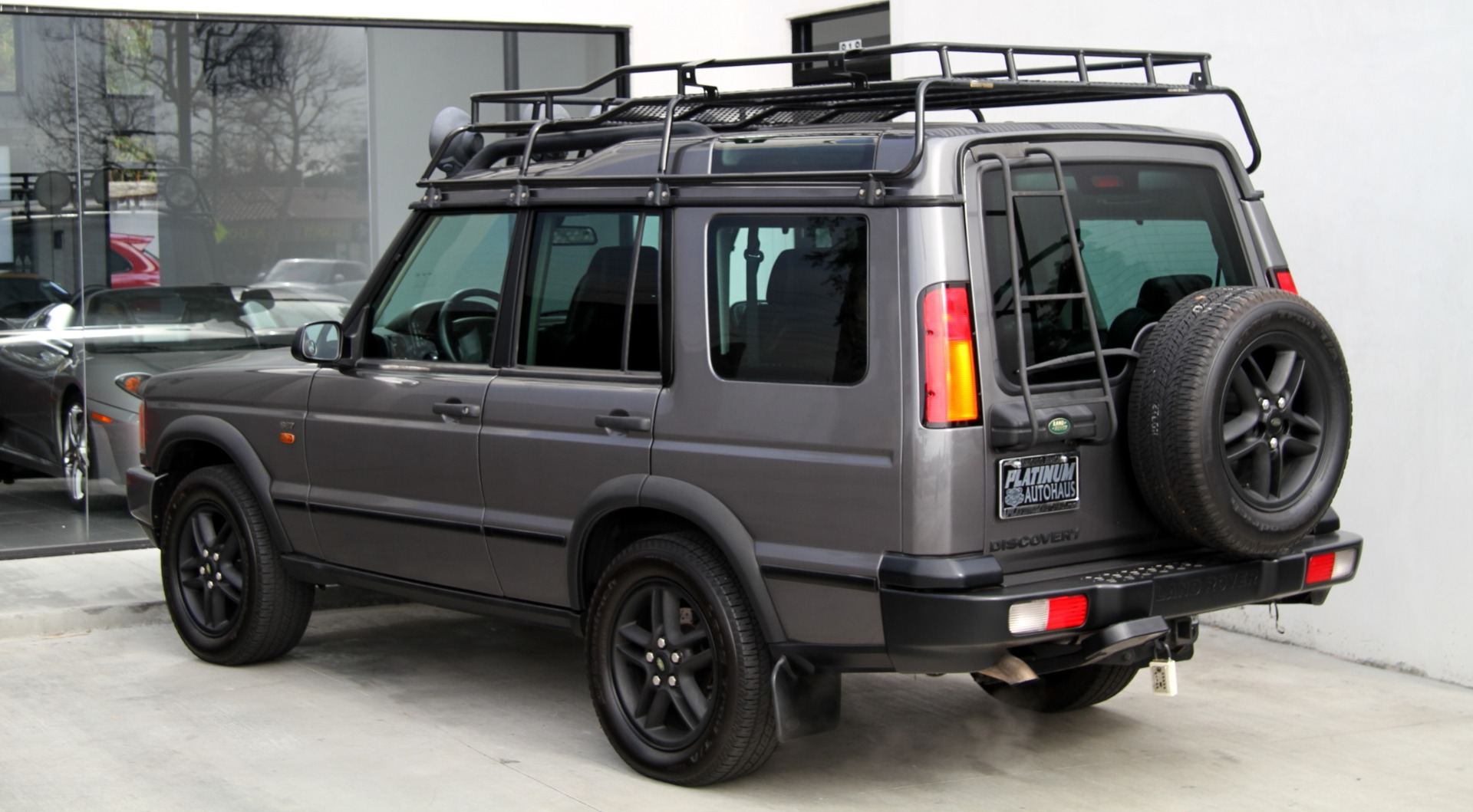 2004 land rover discovery ii se7 stock 856998 for sale. Black Bedroom Furniture Sets. Home Design Ideas