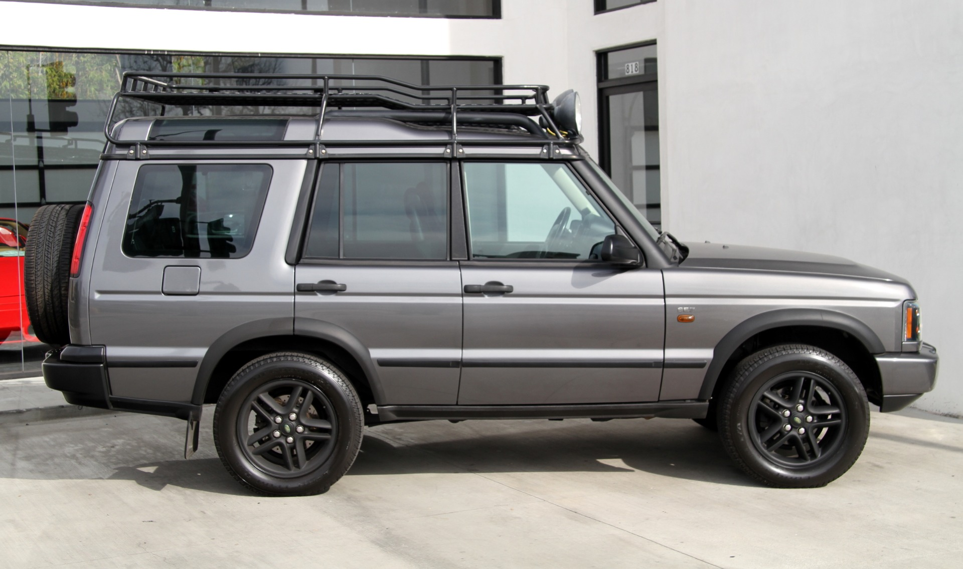 2004 Land Rover Discovery Ii Se7 Stock 856998 For Sale