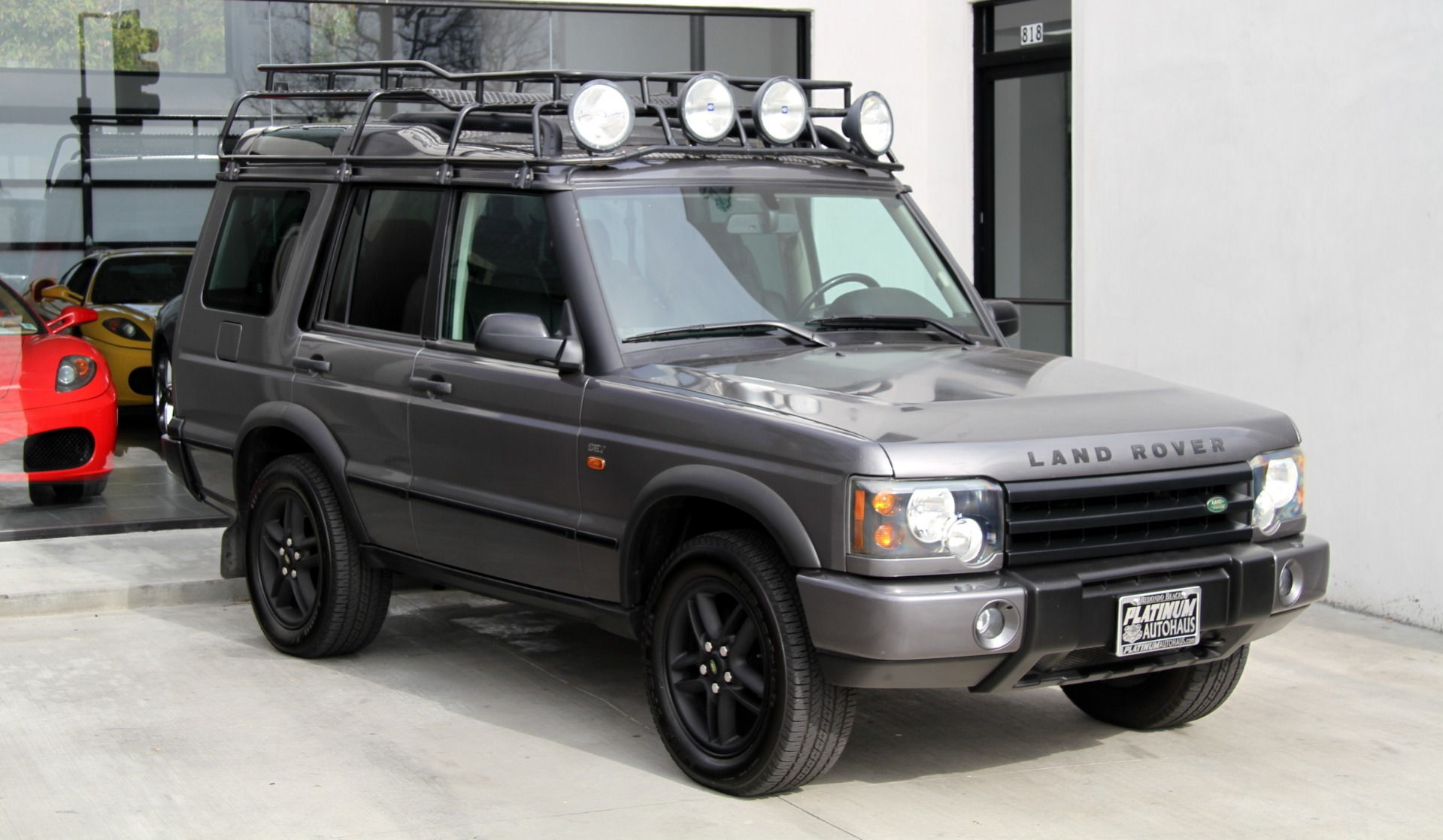 2004 land rover discovery ii se7 stock 856998 for sale near redondo beach ca ca land rover - Land rover garage near me ...