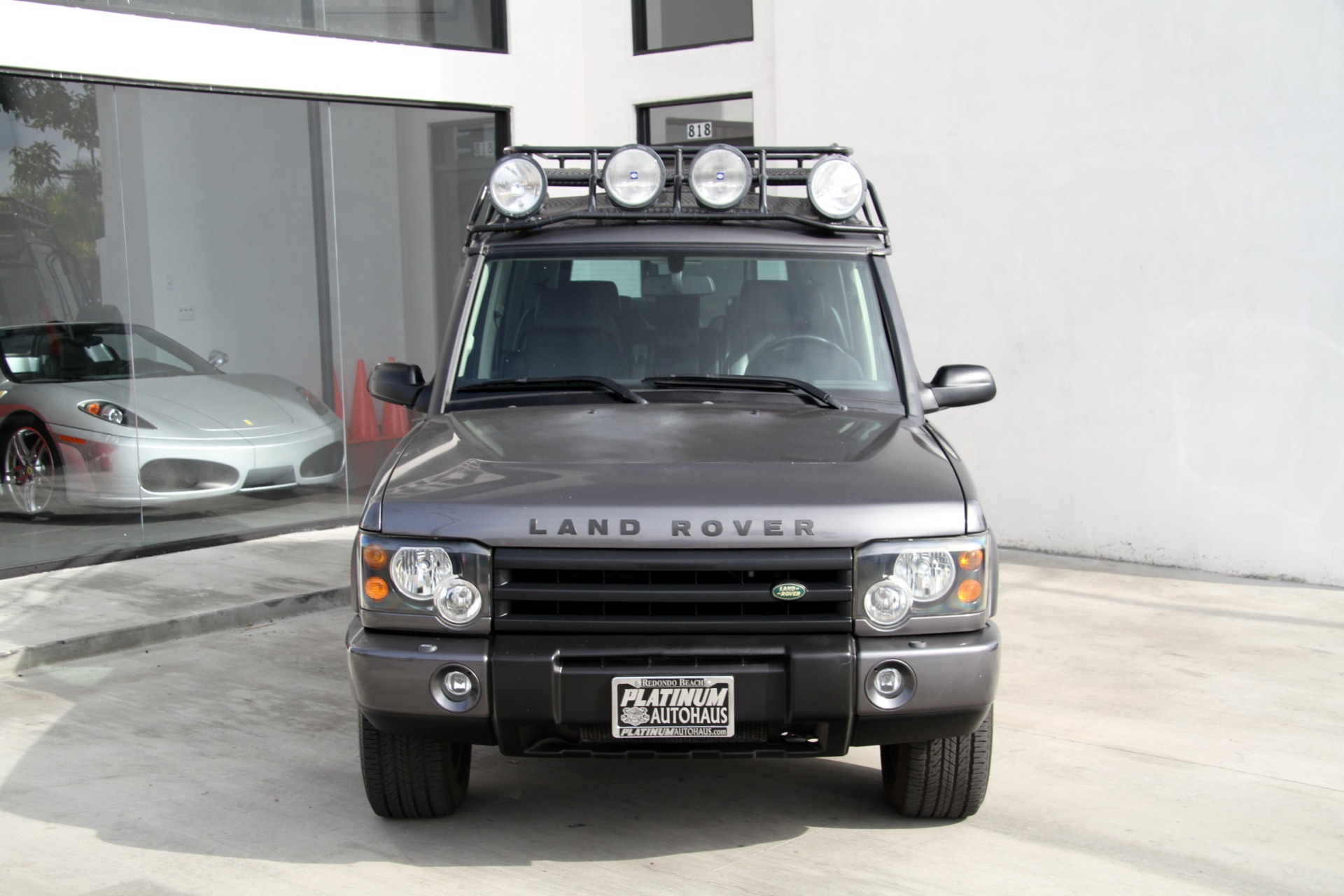 Land Rover For Sale Near Me >> 2004 Land Rover Discovery II SE7 Stock # 856998 for sale ...