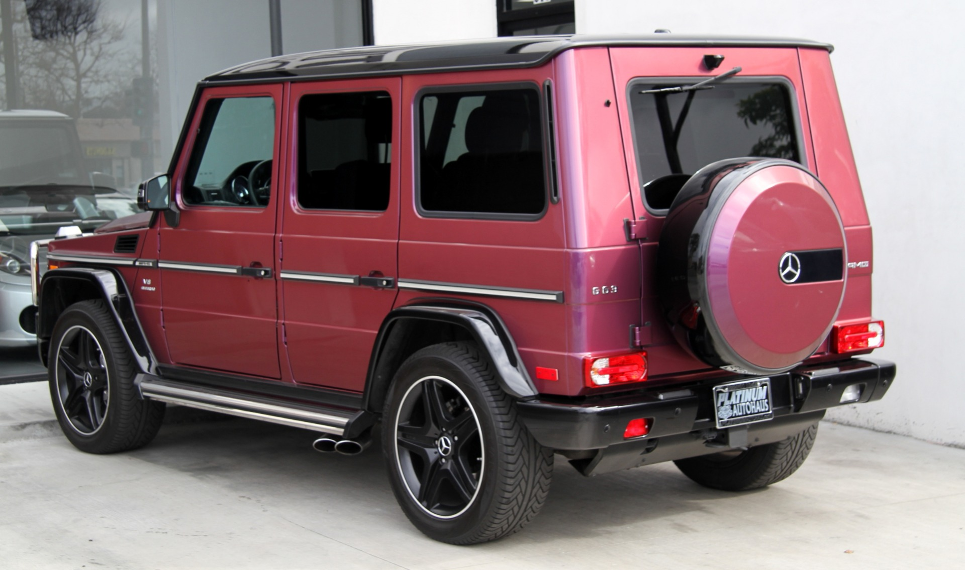 2015 mercedes benz g class g 63 amg amg studio package. Black Bedroom Furniture Sets. Home Design Ideas