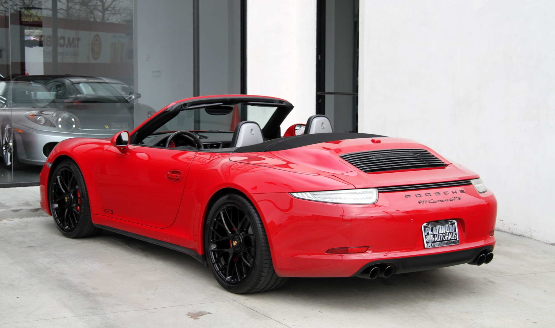 Used-2015-Porsche-911-Carrera-GTS--***-MANUAL-TRANSMISSION-**