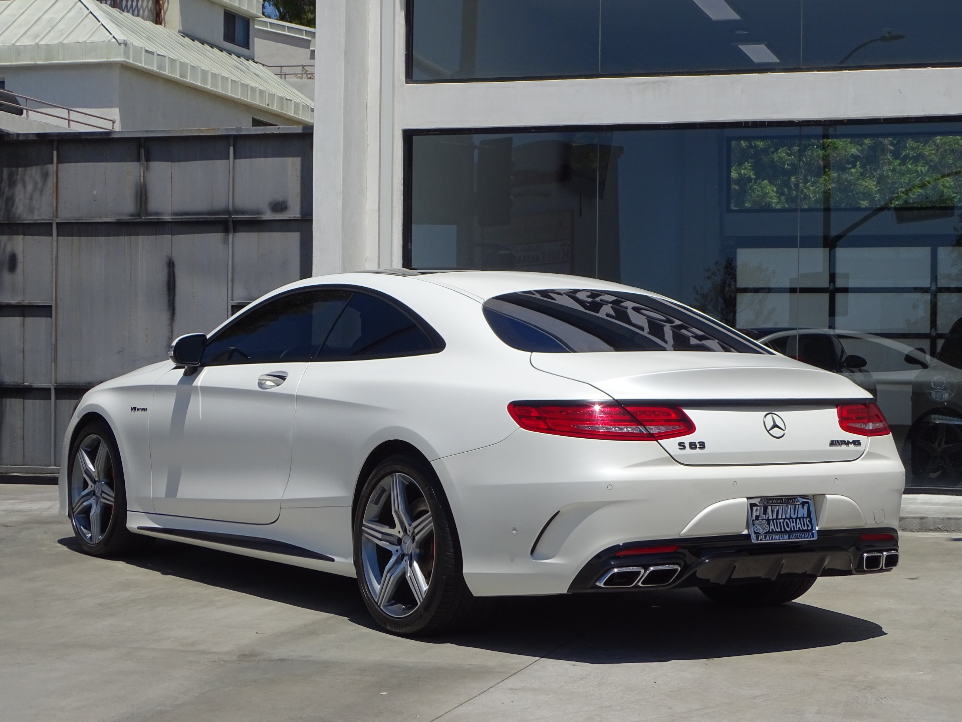 S63 Amg Coupe >> 2016 Mercedes Benz S63 Amg Coupe Orig Msrp Of 191 000