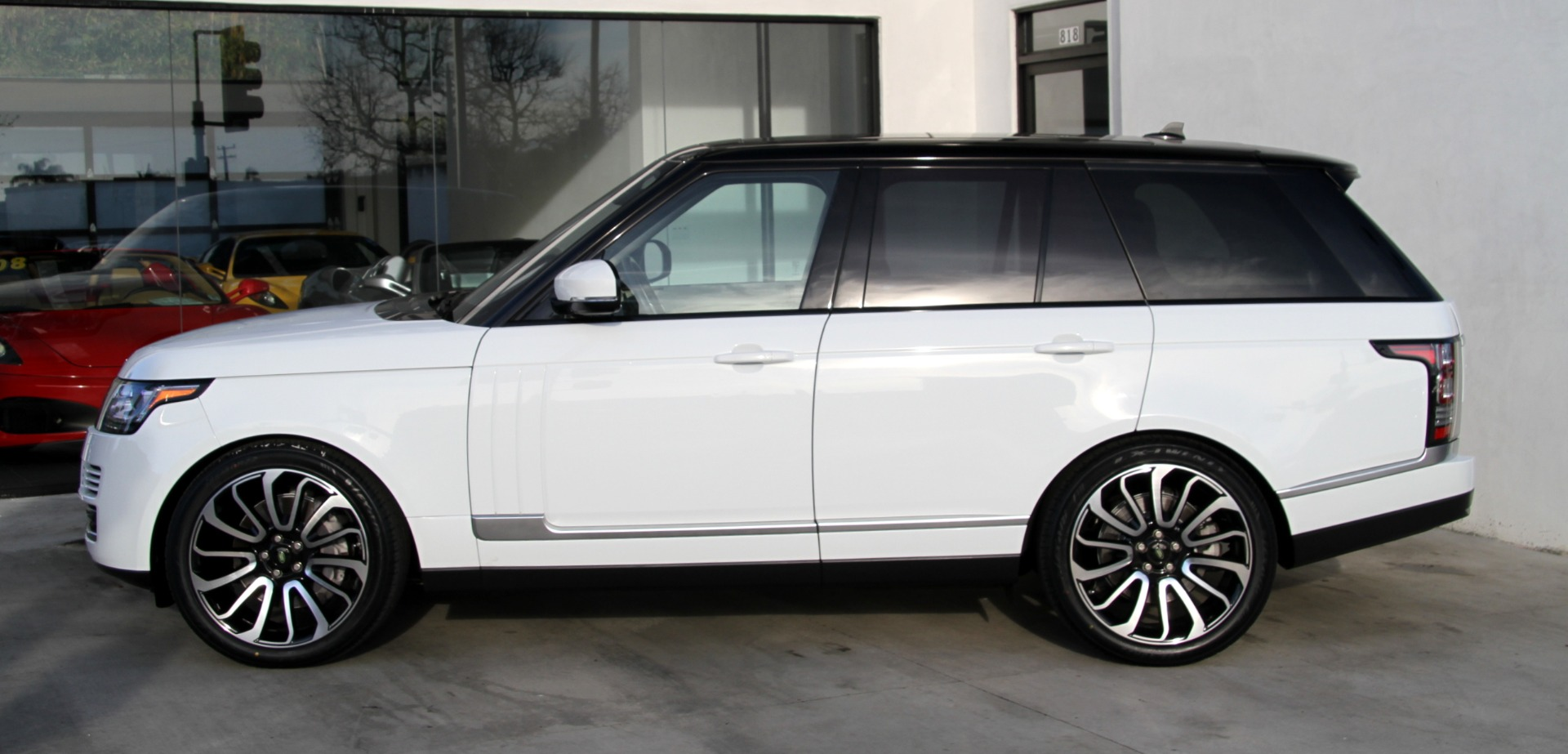 Vehicles For Sale Near Me >> 2016 Land Rover Range Rover HSE Stock # 6092 for sale near Redondo Beach, CA | CA Land Rover Dealer