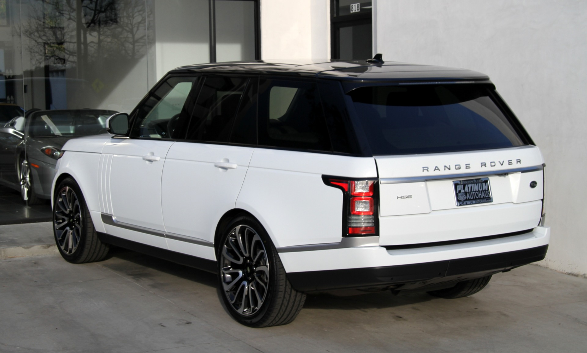 2016 land rover range rover hse stock 6092 for sale near redondo beach ca ca land rover dealer - Land rover garage near me ...