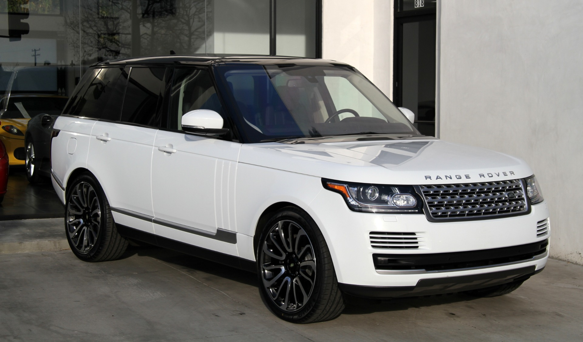 2016 Land Rover Range Rover Hse Stock 6092 For Sale Near Redondo Beach Ca Ca Land Rover Dealer