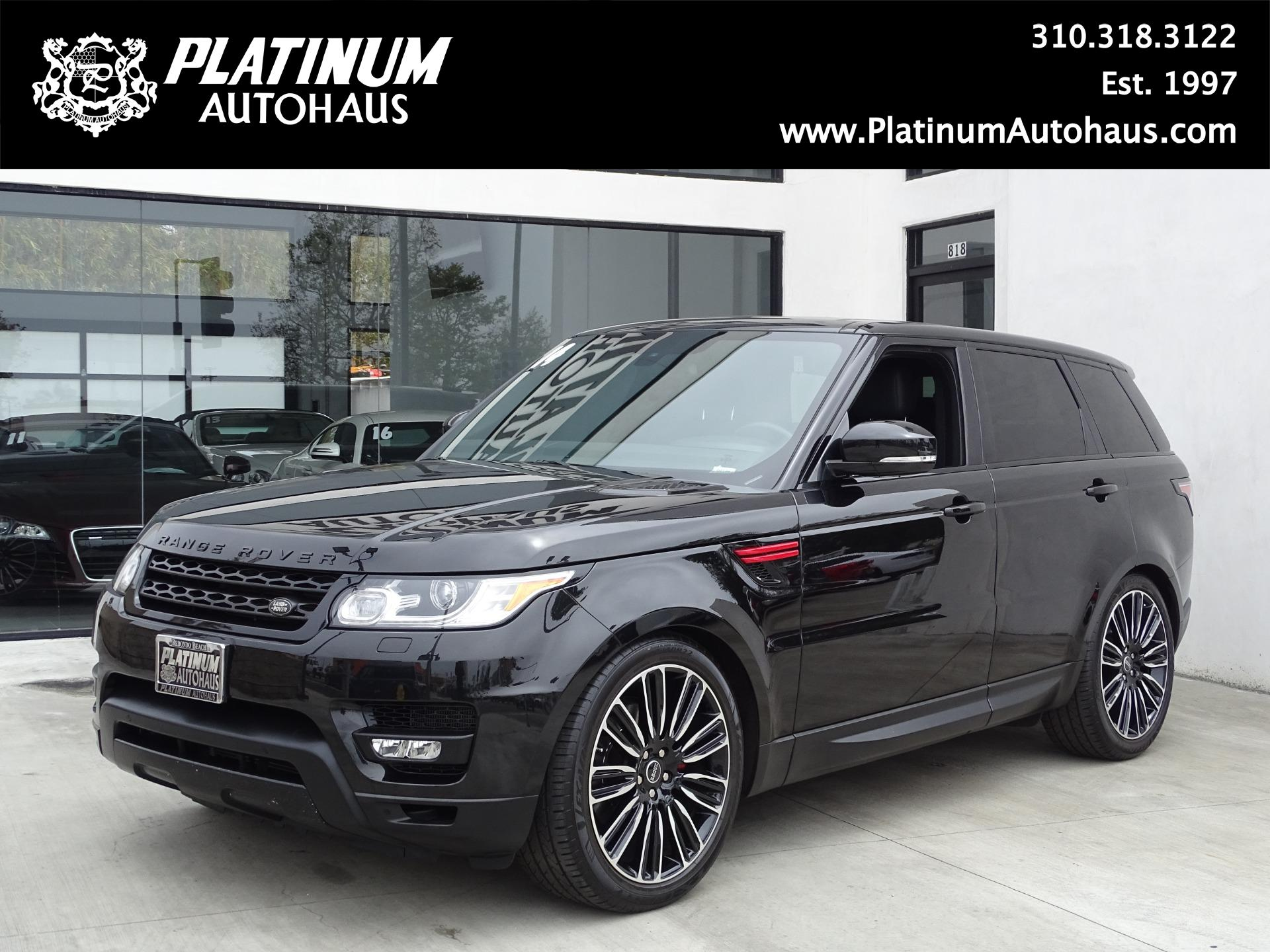2014 Land Rover Range Rover Sport Hse Stock 6093 For
