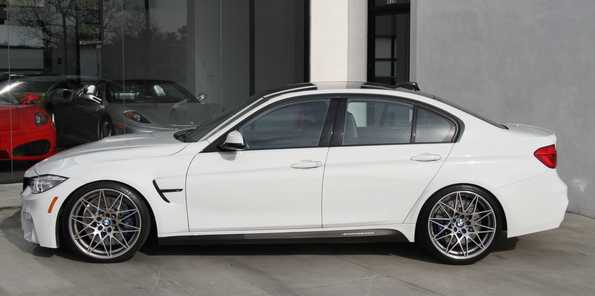 Bmw Dealership Near Me >> 2017 BMW M3 *** COMPETITION PACKAGE *** Stock # 6094 for sale near Redondo Beach, CA | CA BMW Dealer