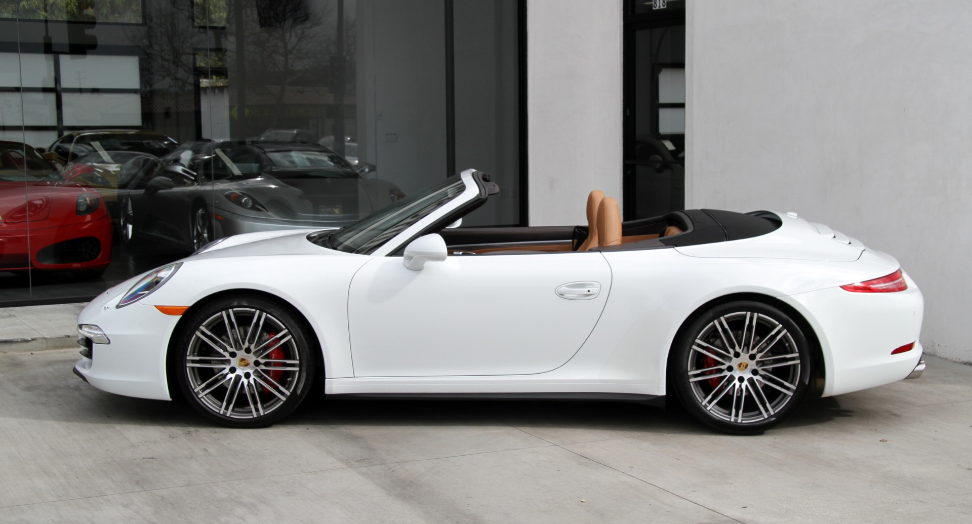 2015 Porsche 911 Carrera 4S ** MSRP $142,535 ** Stock # 6098 for sale near Redondo Beach, CA ...