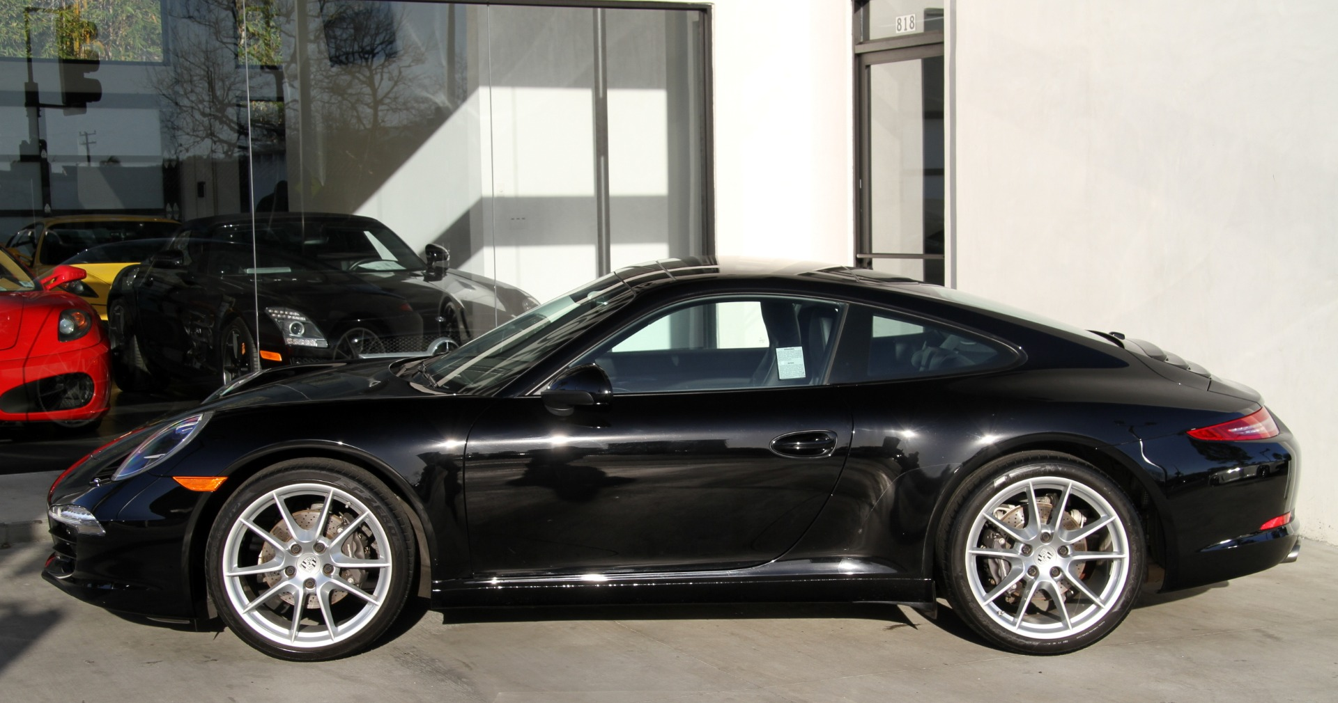 2013 porsche 911 carrera low miles stock 6097 for sale near redondo beach ca ca. Black Bedroom Furniture Sets. Home Design Ideas