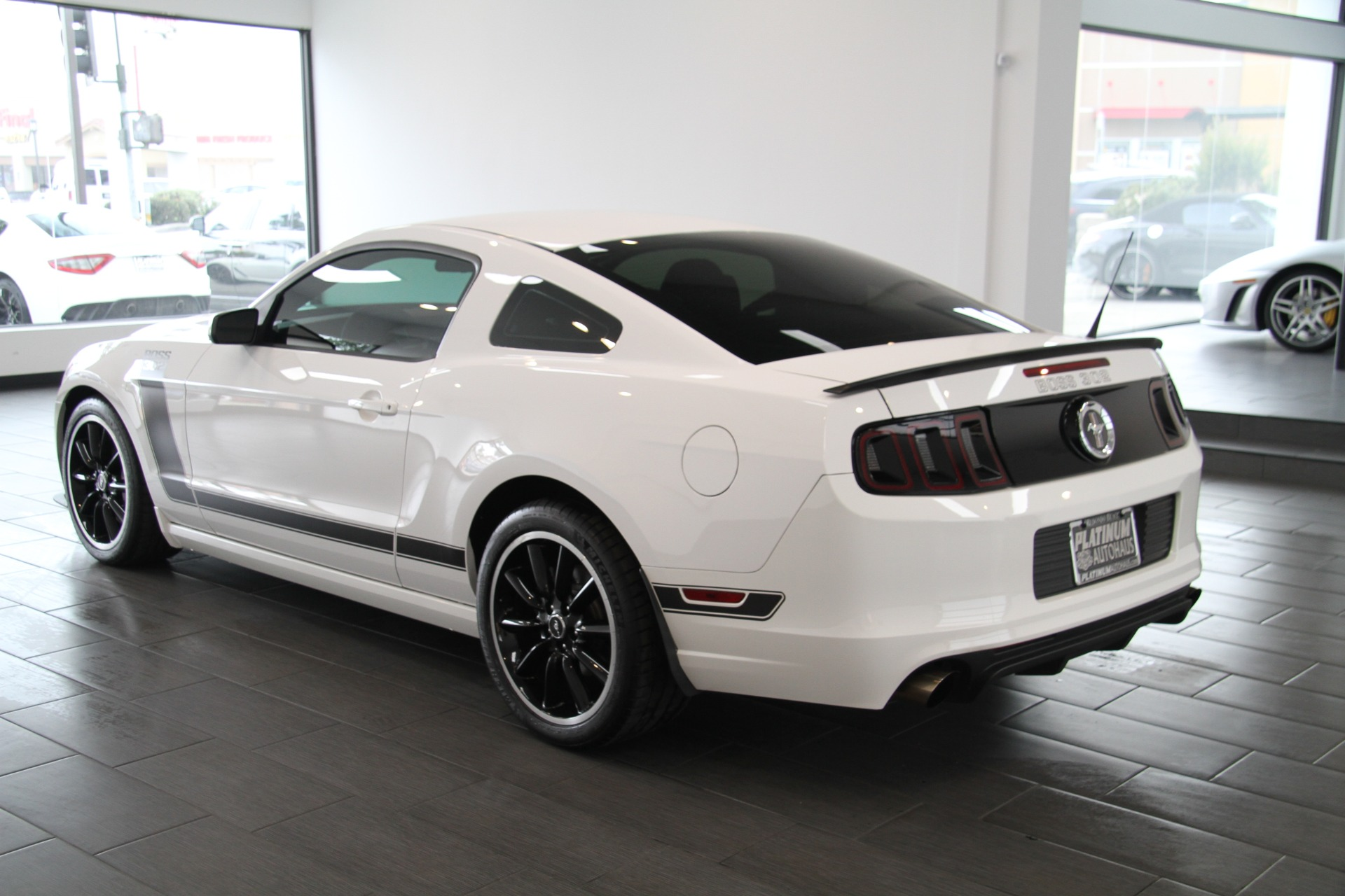 2013 Ford Mustang Boss 302 Stock 267204 For Sale Near