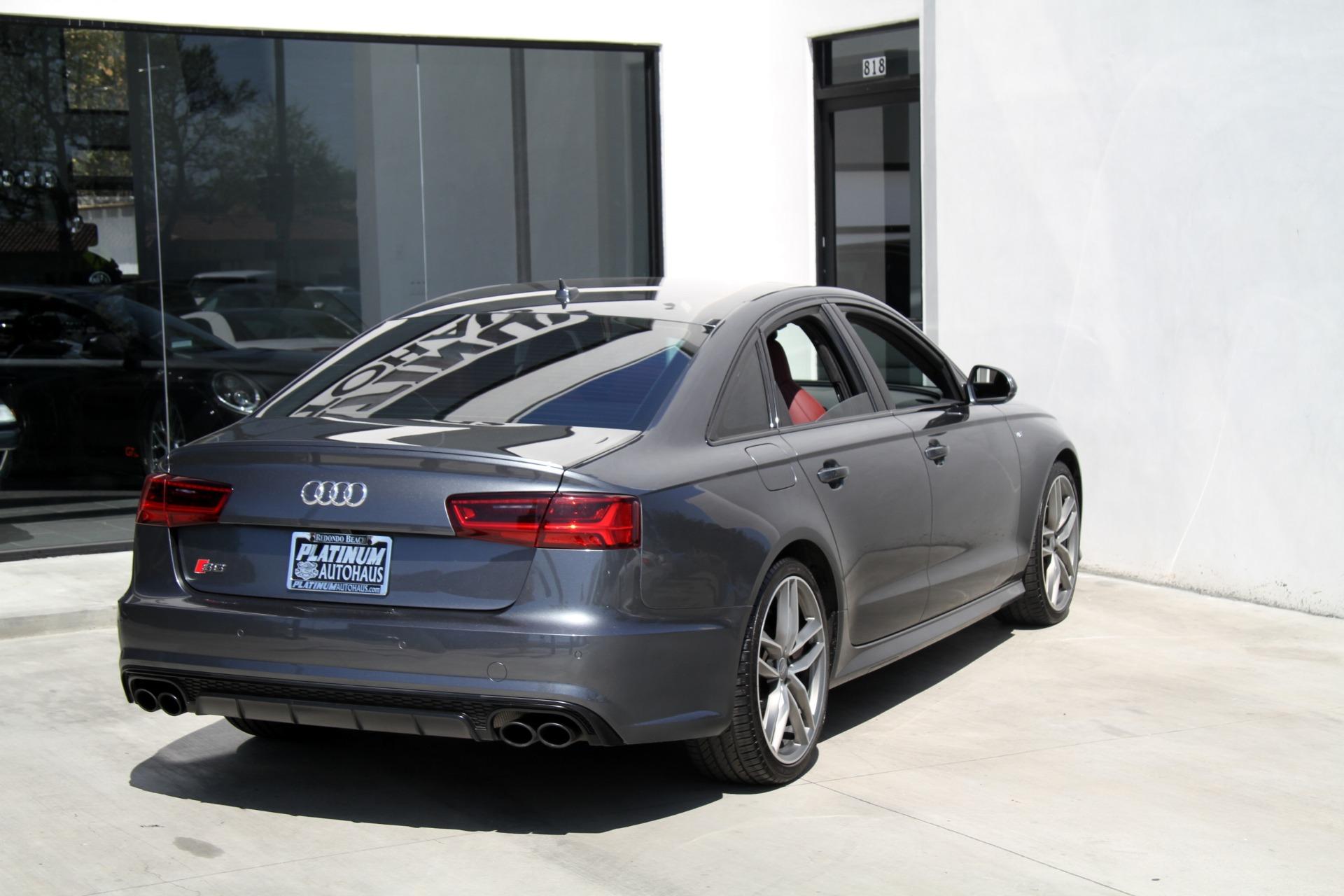 Audi Dealership Near Me >> 2016 Audi S6 4.0T quattro Prestige Stock # 6102 for sale near Redondo Beach, CA | CA Audi Dealer