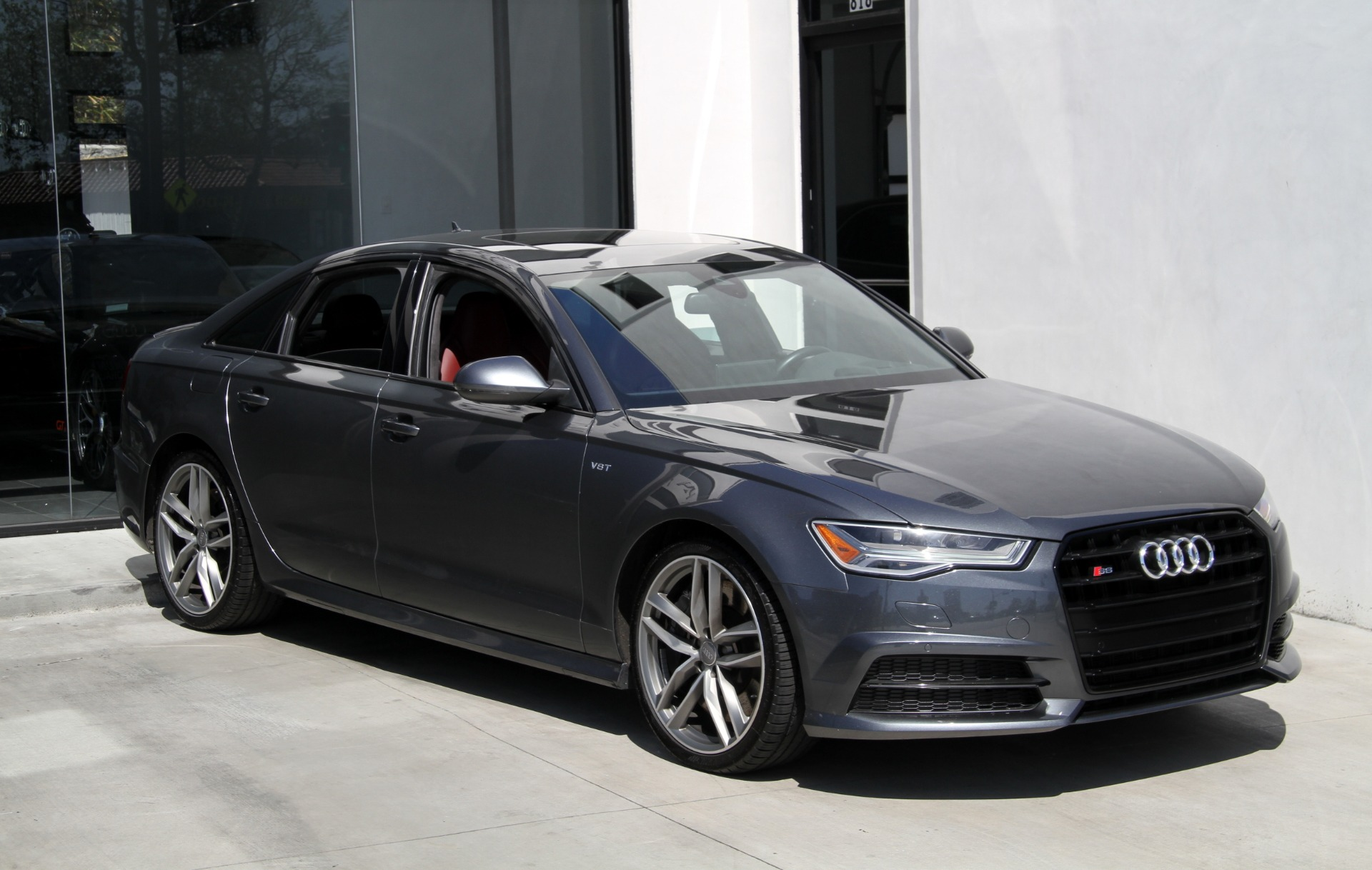 Audi Dealership Near Me >> 2016 Audi S6 4.0T quattro Prestige Stock # 6102 for sale ...