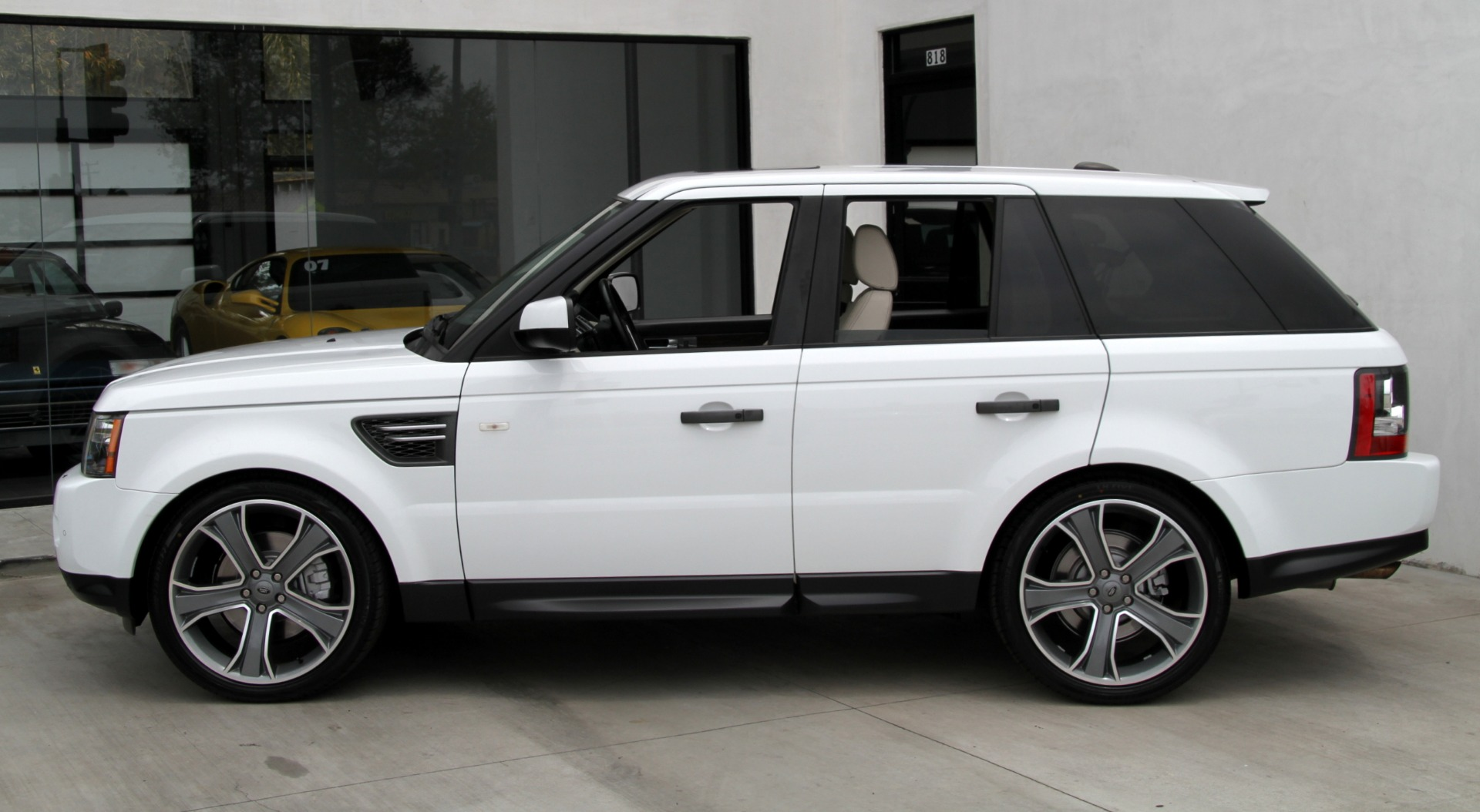 2011 land rover range rover sport hse luxury package stock 6076a for sale near redondo - Land rover garage near me ...