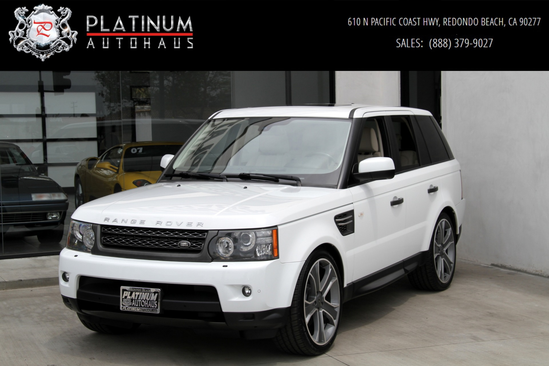 2011 Land Rover Range Rover Sport Hse Luxury Package