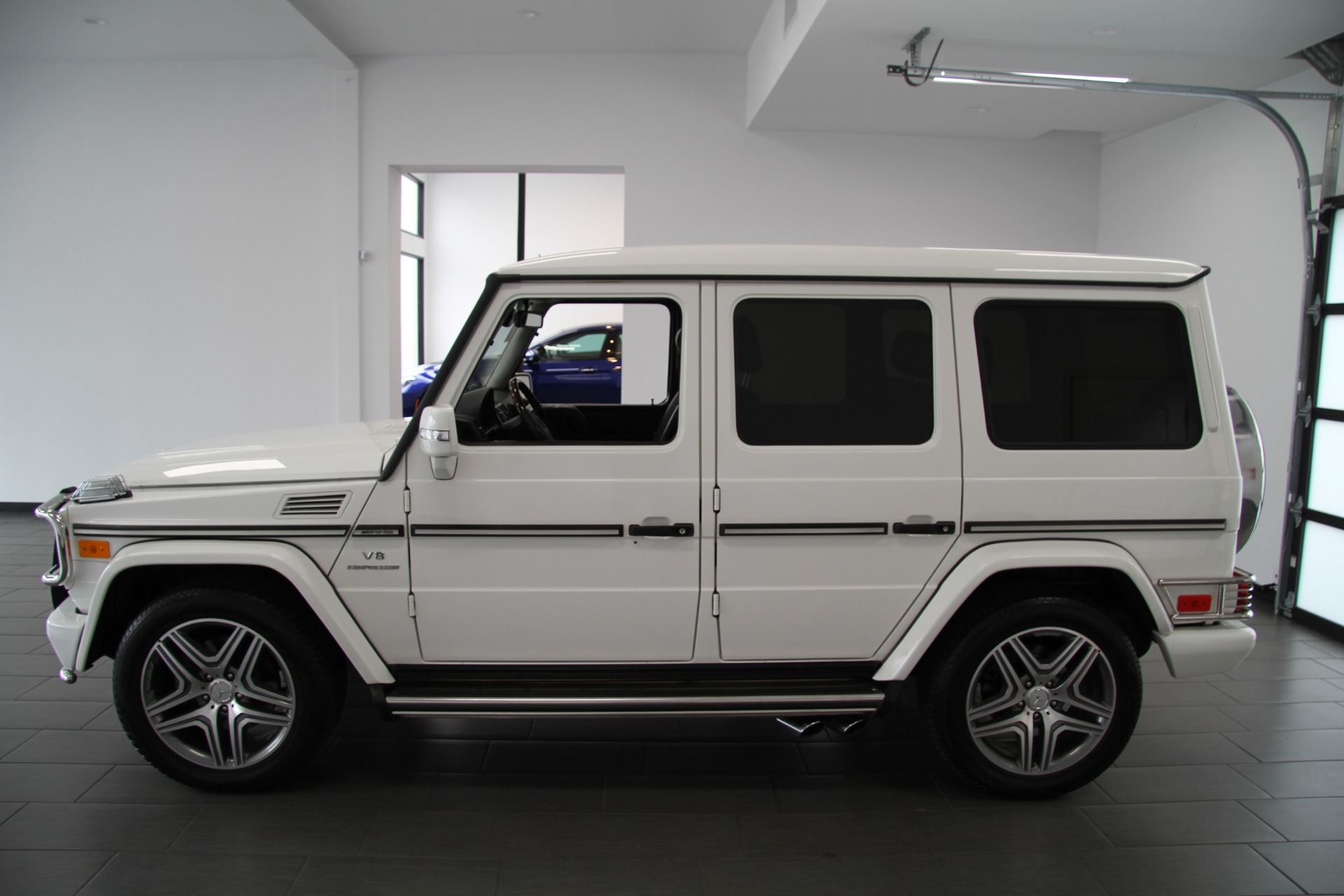 2005 mercedes benz g class g 55 amg designo stock 5834a for Mercedes benz g class amg