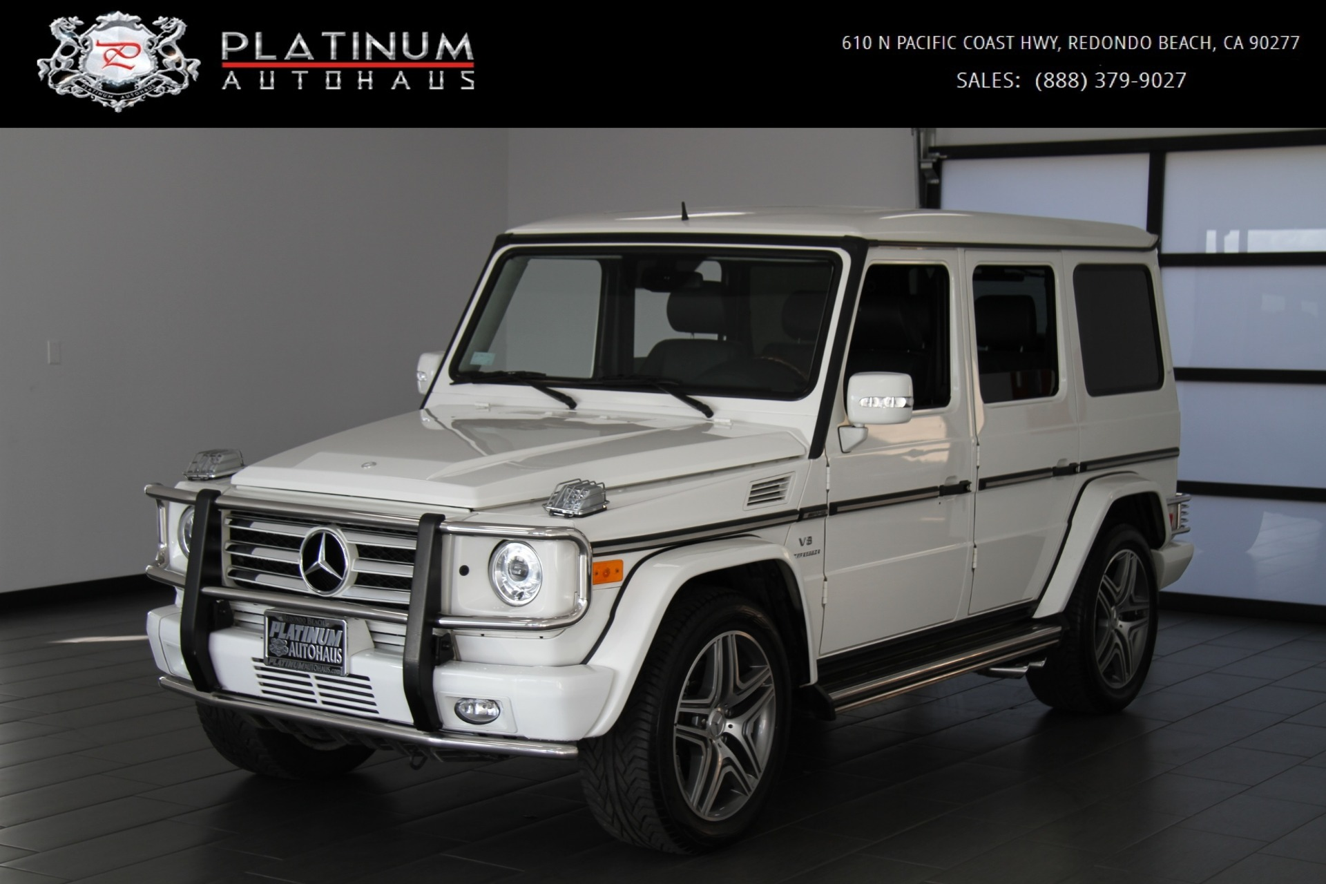 2005 Mercedes Benz G Class G 55 AMG Designo Stock 5834A for sale