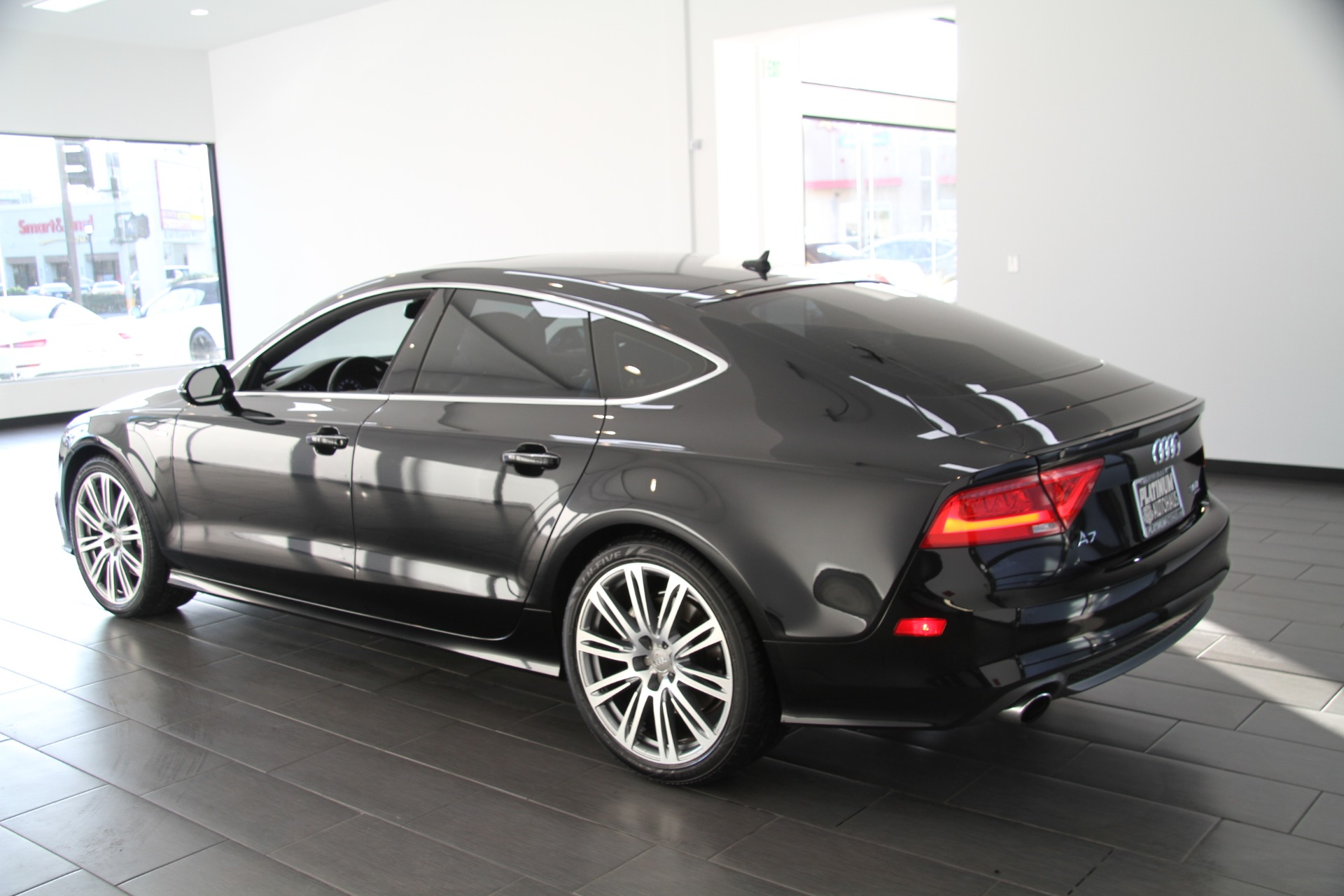 2013 audi a7 3 0t quattro prestige s line stock 6106 for sale near redondo beach ca ca audi. Black Bedroom Furniture Sets. Home Design Ideas