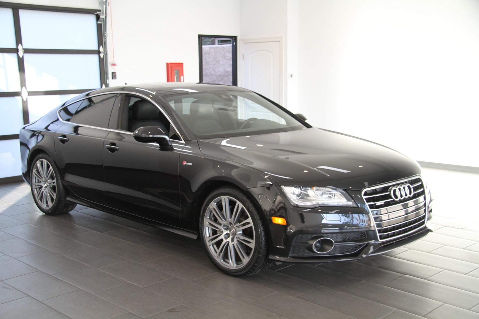 Audi Dealership Near Me >> 2013 Audi A7 3.0T quattro Prestige S-Line Stock # 6106 for ...