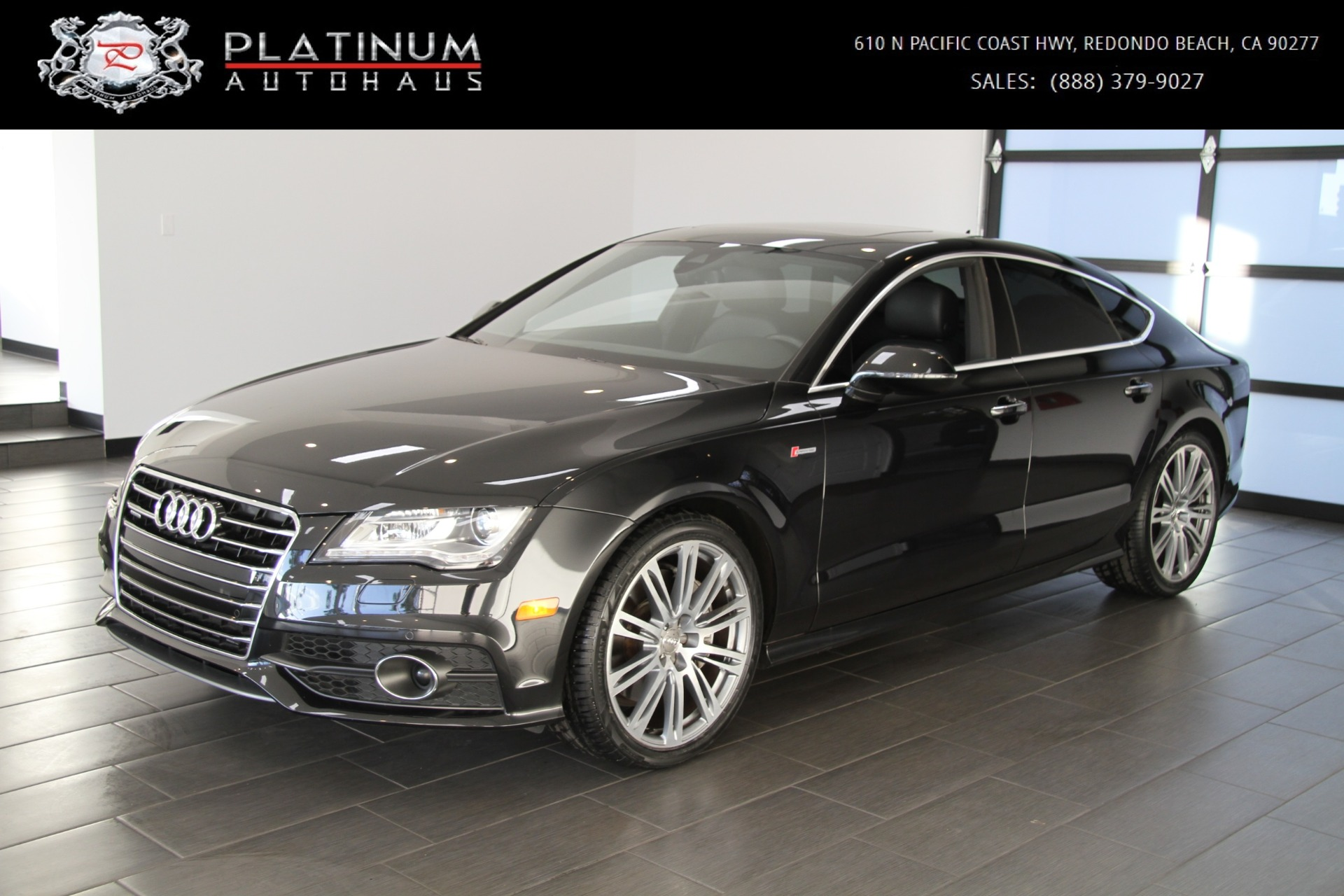 Audi Dealership Near Me >> 2013 Audi A7 3.0T quattro Prestige S-Line Stock # 6106 for ...