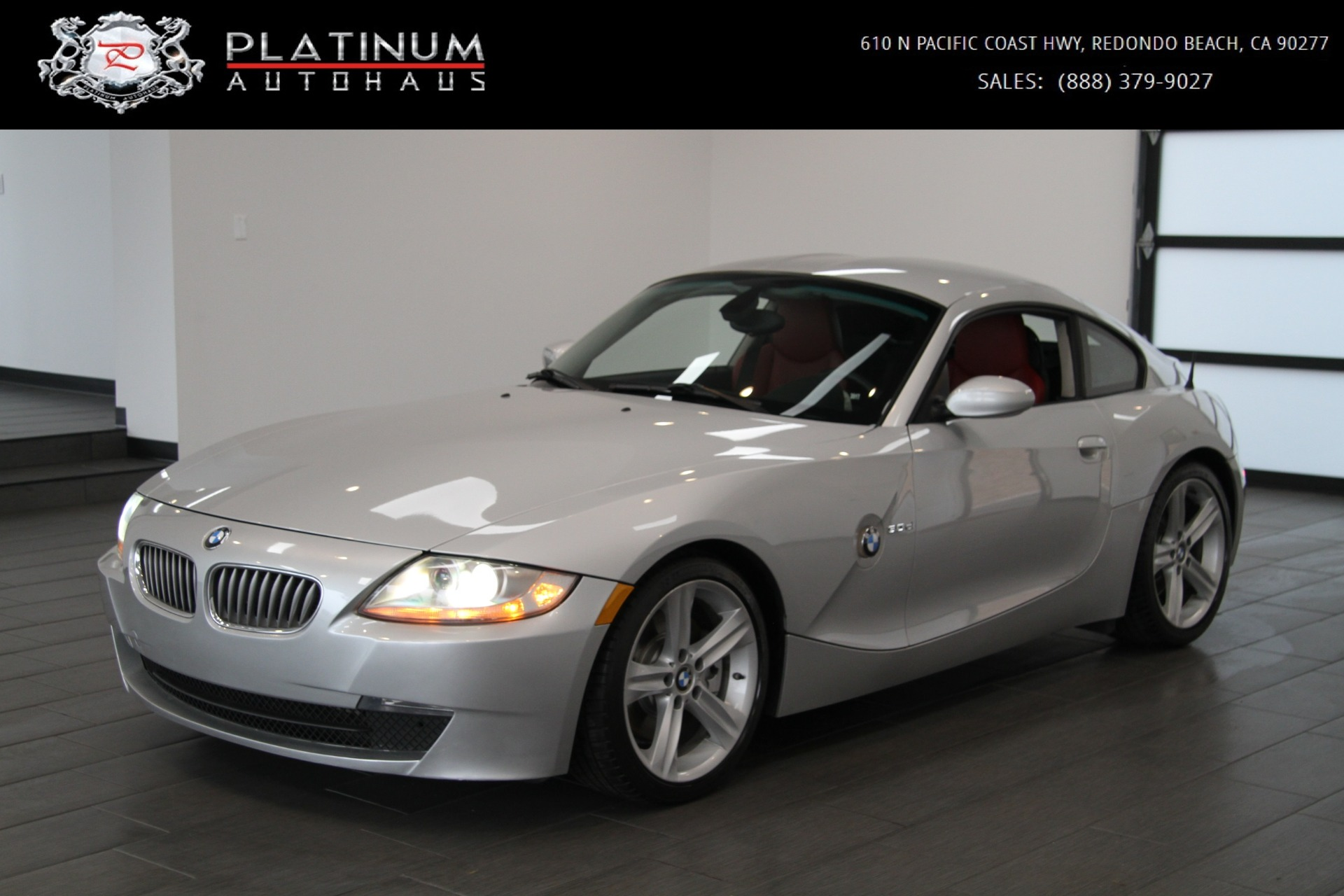 2007 Bmw Z4 3 0si Stock 6055a For Sale Near Redondo