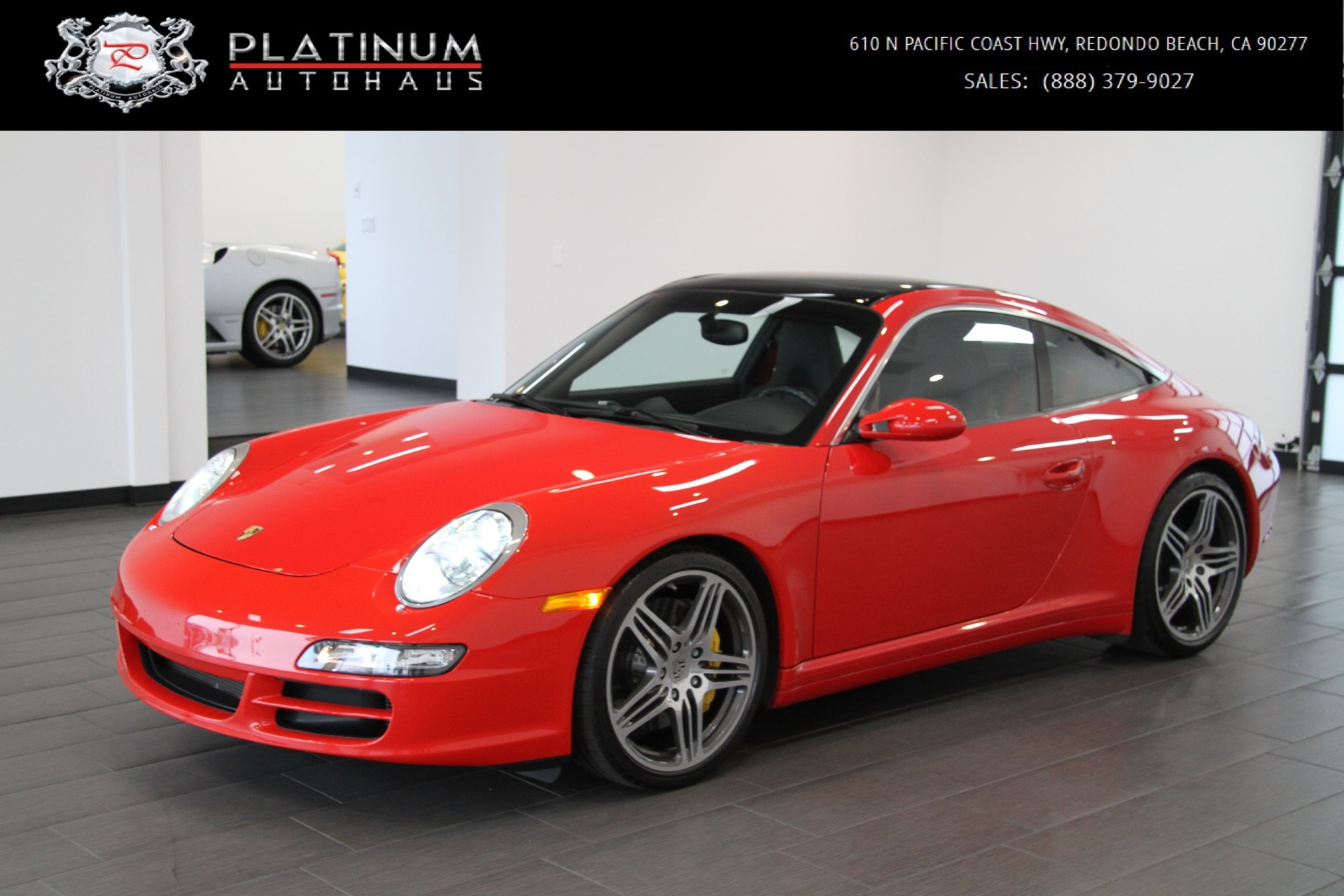 2007 porsche 911 targa 4s original msrp of 147 265. Black Bedroom Furniture Sets. Home Design Ideas