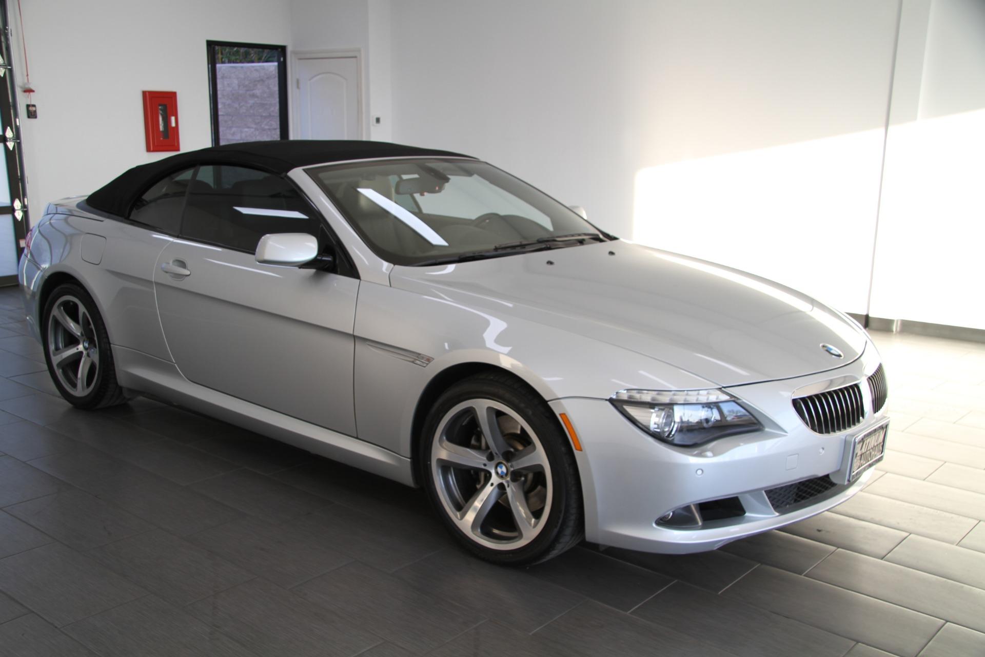 Carfax Free Report >> 2008 BMW 6 Series 650i Stock # 6059B for sale near Redondo ...
