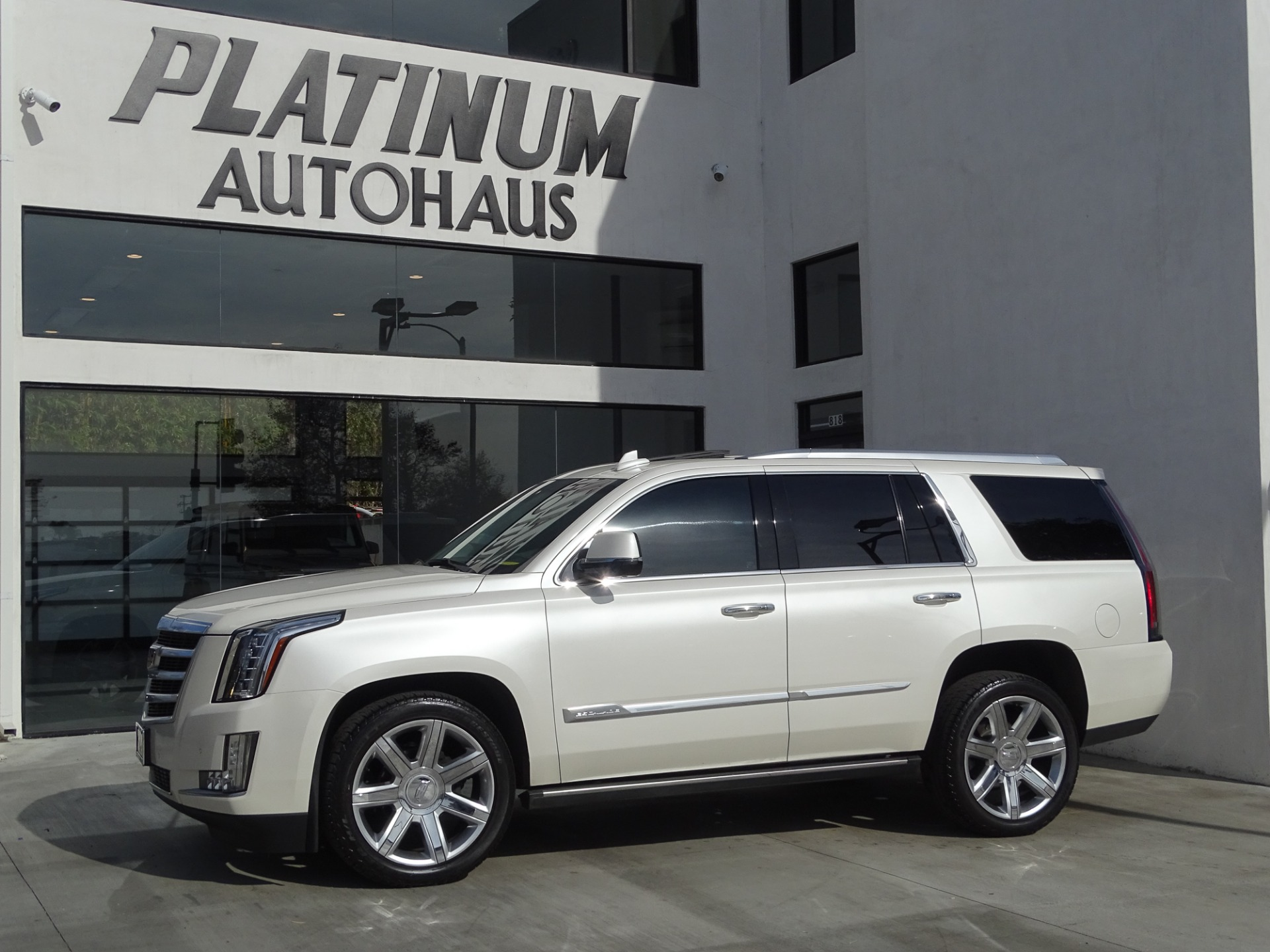 2015 Cadillac Escalade Premium Stock 6115 for sale near Redondo