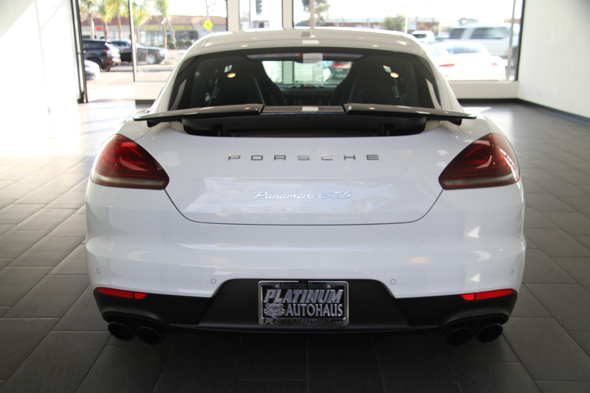 2015 Porsche Panamera GTS ** MSRP $125,125 ** Stock # 6109 ...