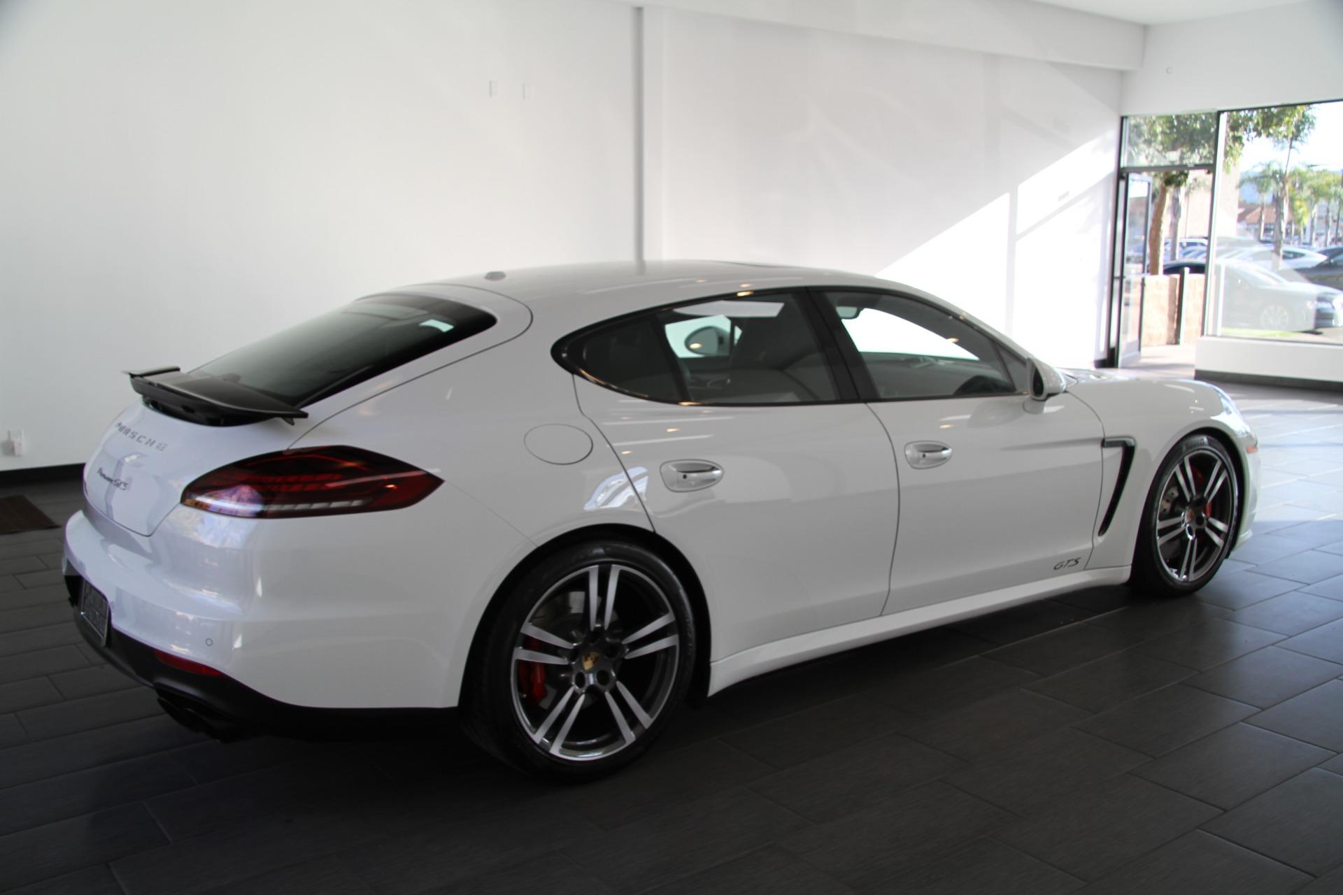 2015 Porsche Panamera Gts Msrp 125 125 Stock 6109 For Sale Near Redondo Beach Ca Ca Porsche Dealer