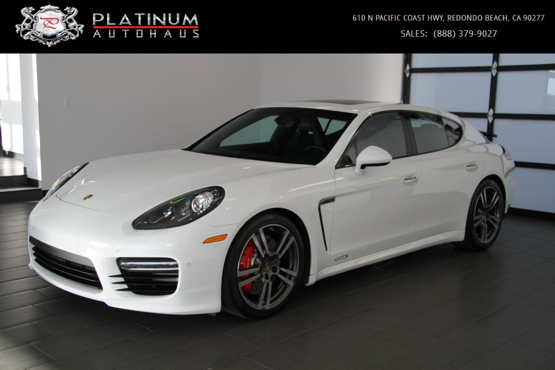 2015 porsche panamera gts msrp 125 125 stock 6109. Black Bedroom Furniture Sets. Home Design Ideas