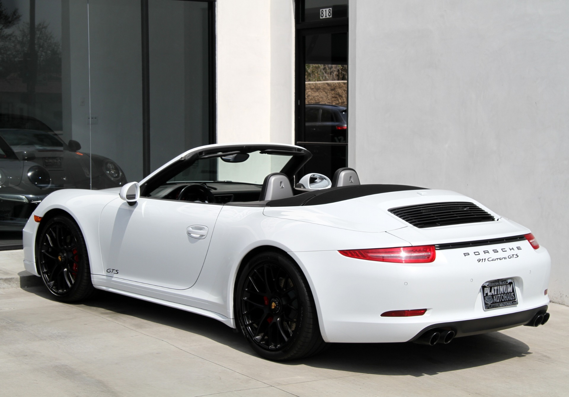 2015 porsche 911 carrera gts orig msrp of 153 205 stock 6110 for sale near redondo. Black Bedroom Furniture Sets. Home Design Ideas