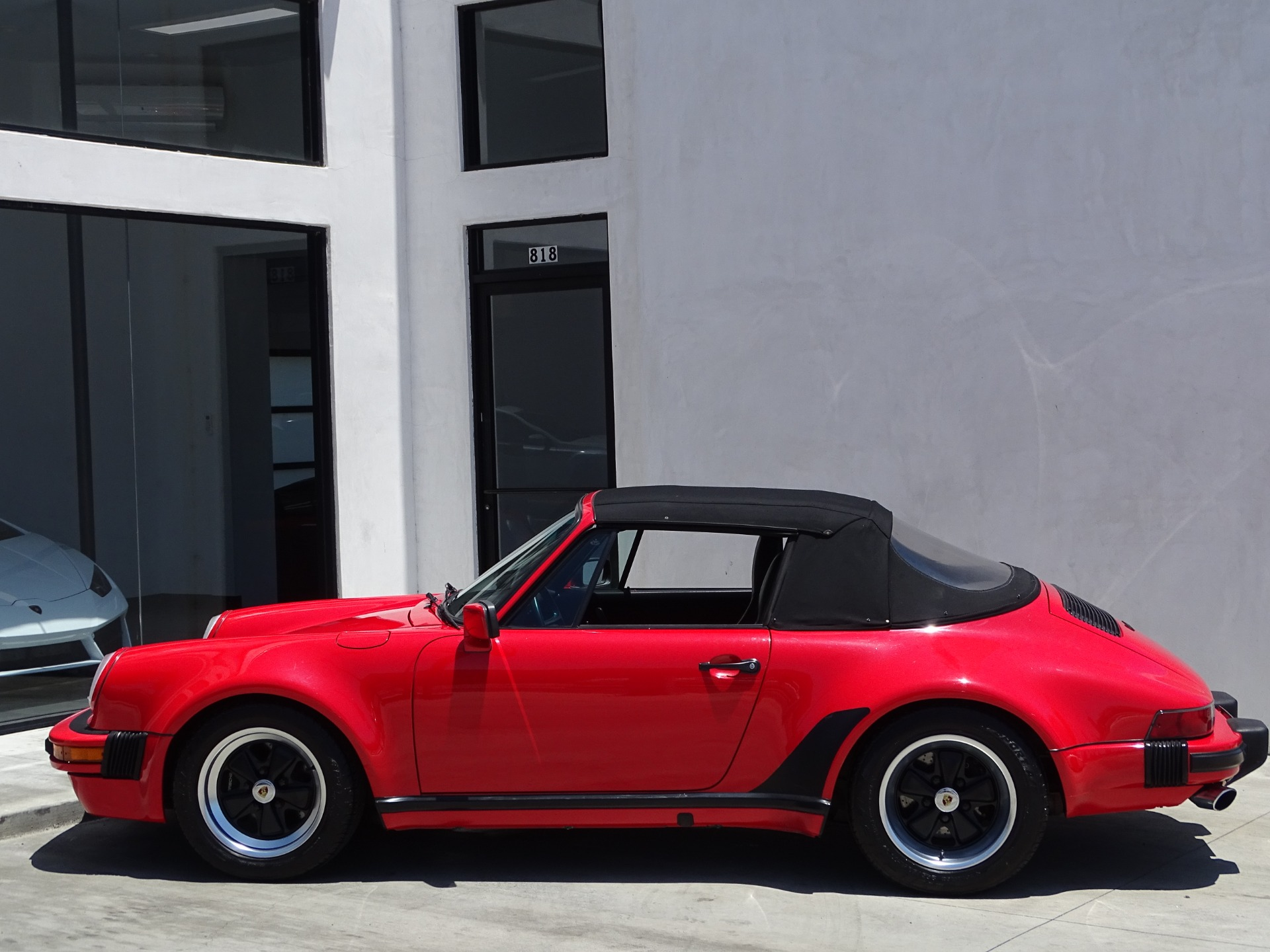 Used-1988-Porsche-911-Carrera--***-FACTORY-WIDEBODY-***
